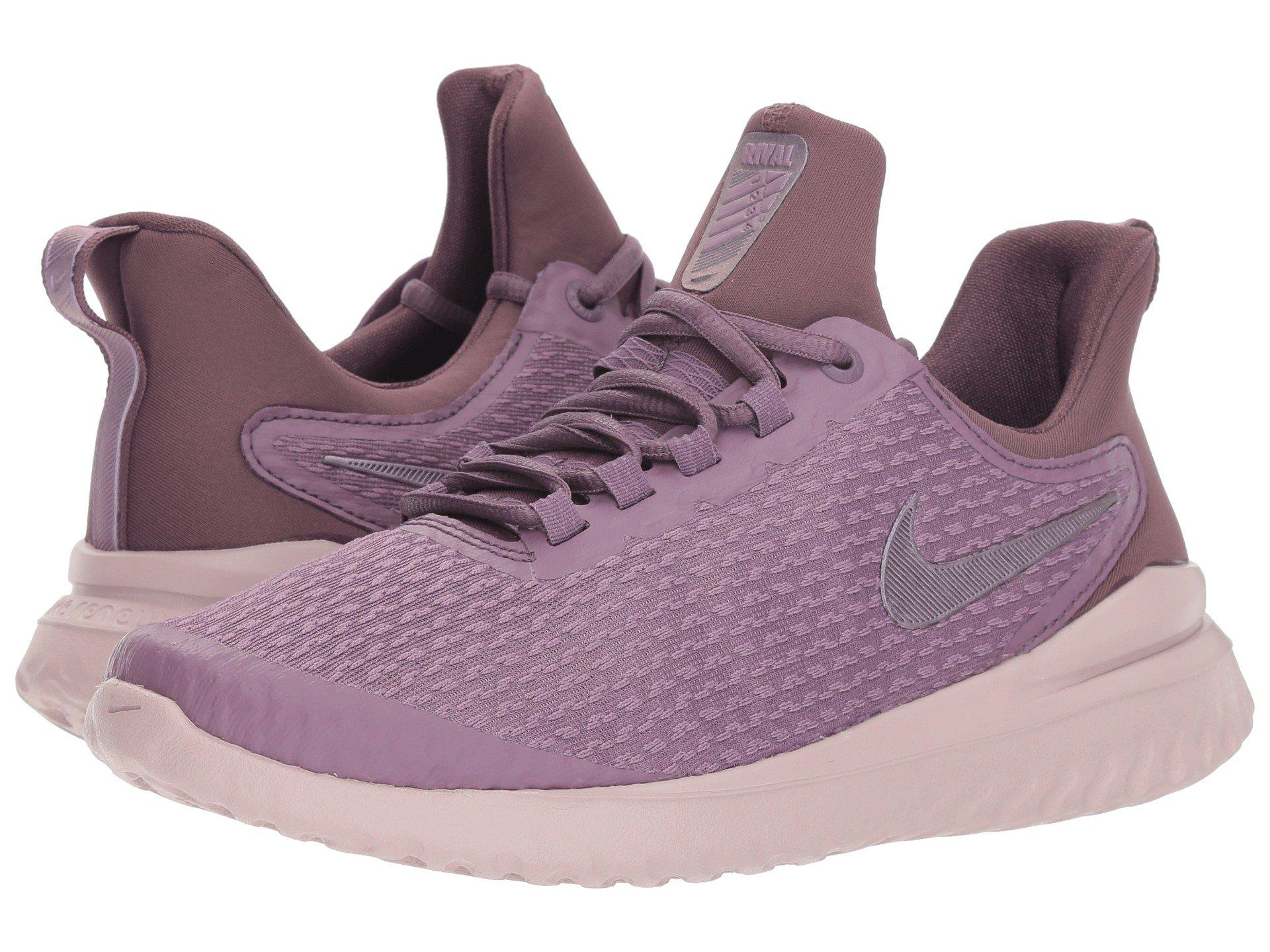 08f14ee2186 Lyst - Nike Renew Rival in Purple
