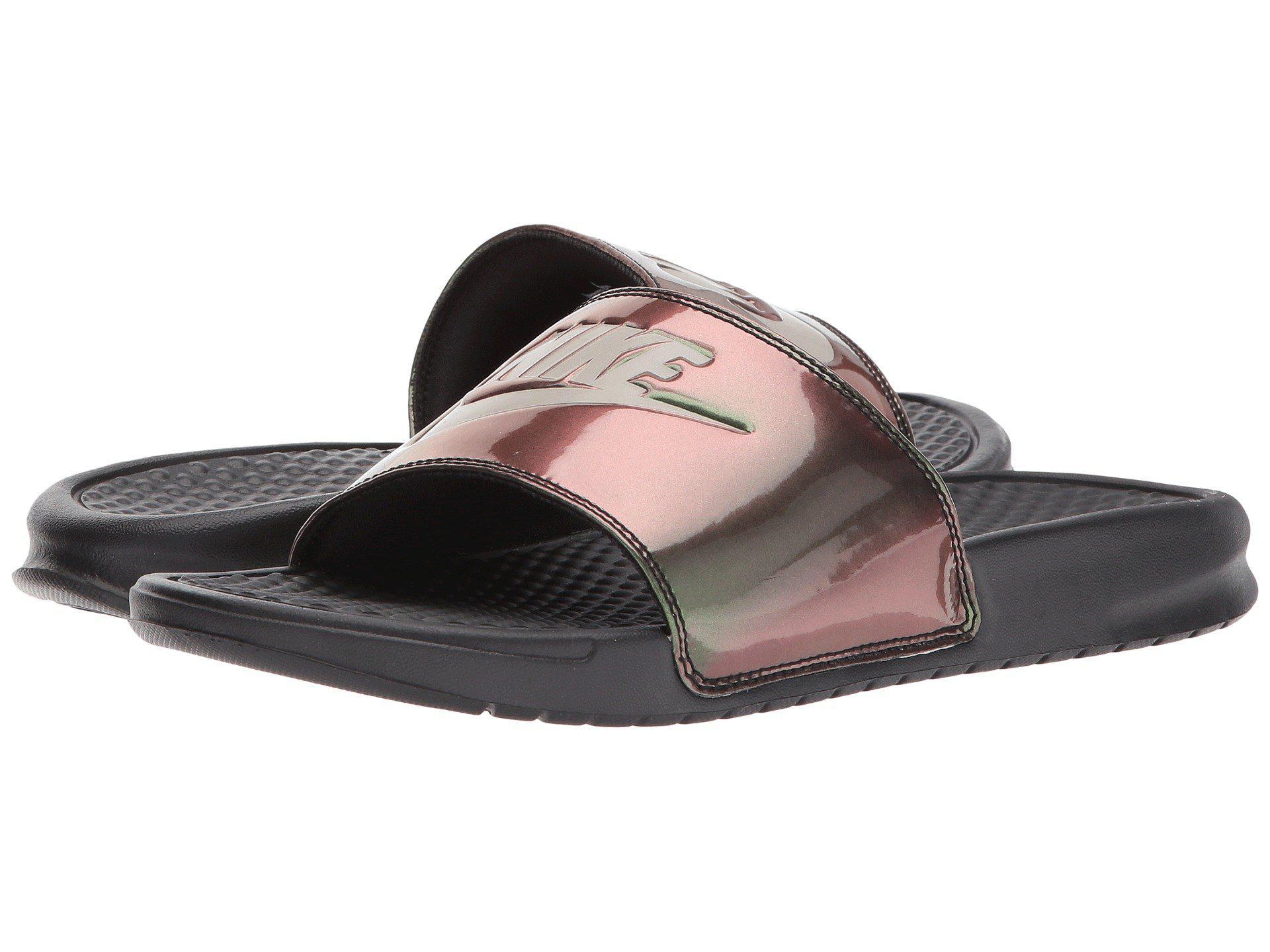 1b650fee8a561c Lyst - Nike Benassi Jdi Slide in Black