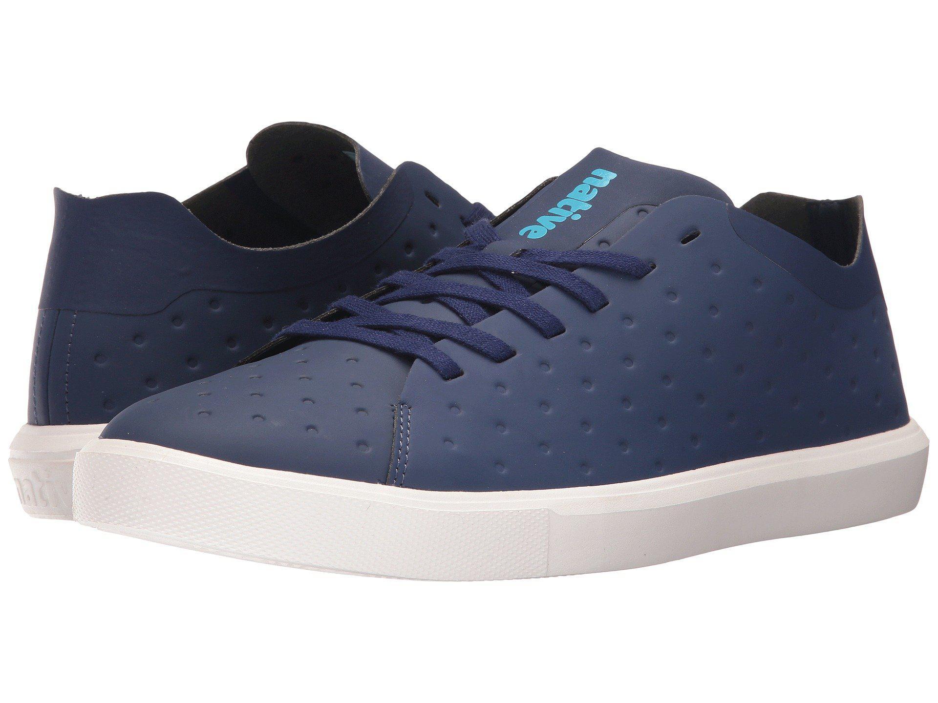 Native Shoes. Men's Blue Monaco Low