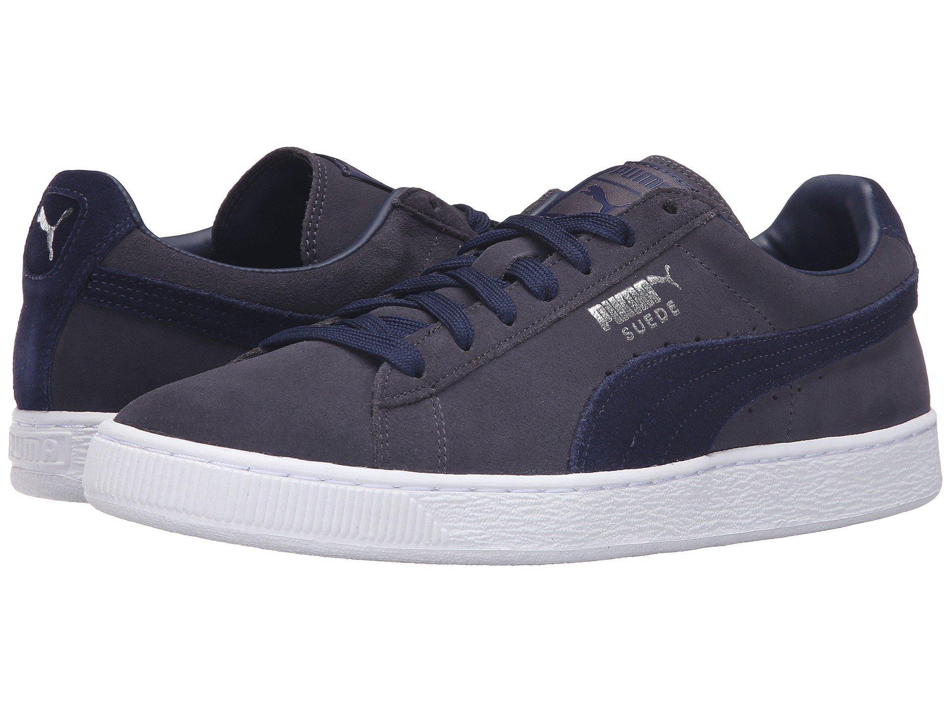 14f7636d2416 Lyst - Puma Suede Classic + in Blue for Men
