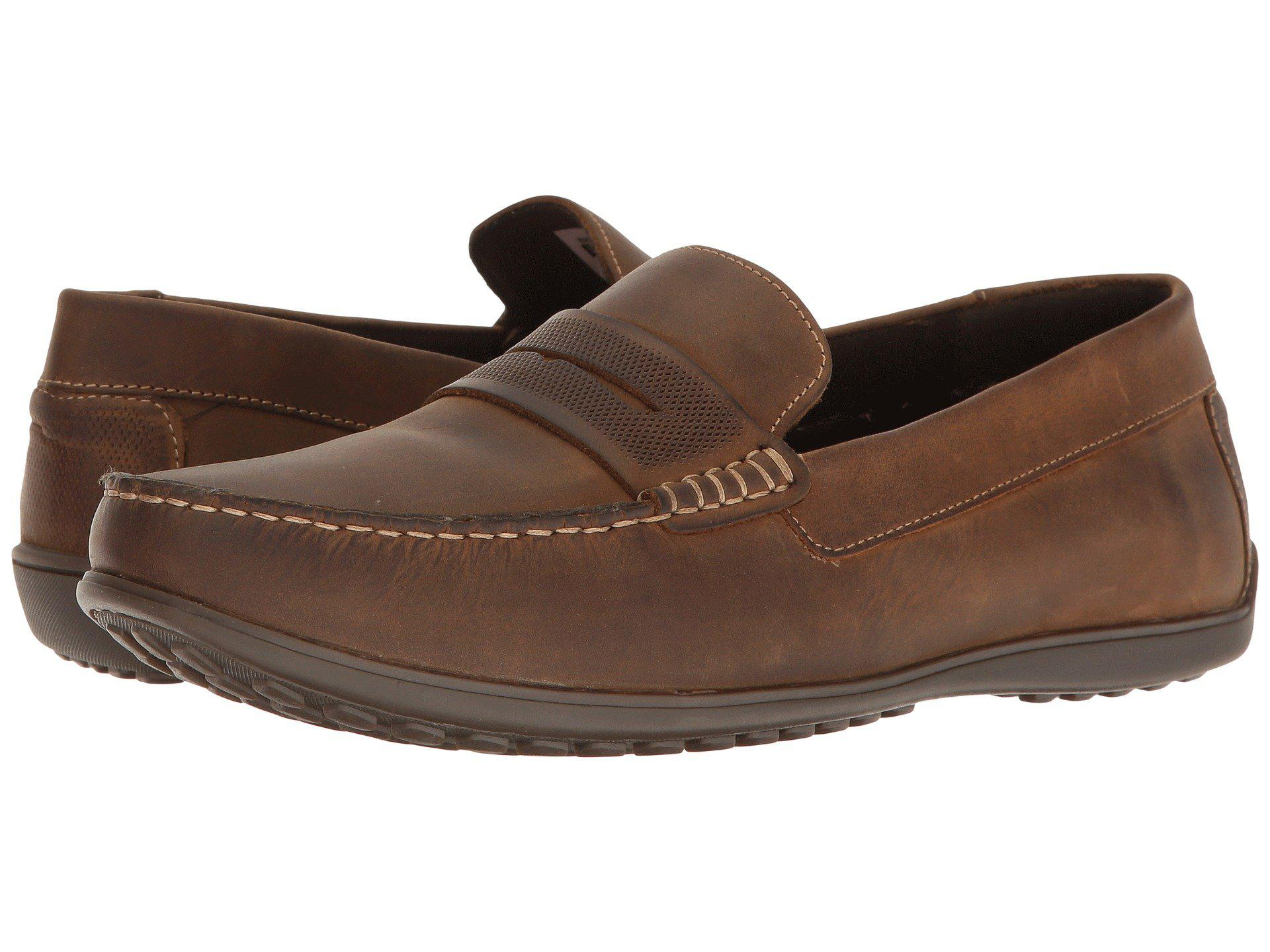 17b591cf25e Lyst - Rockport Bayley Penny in Brown for Men