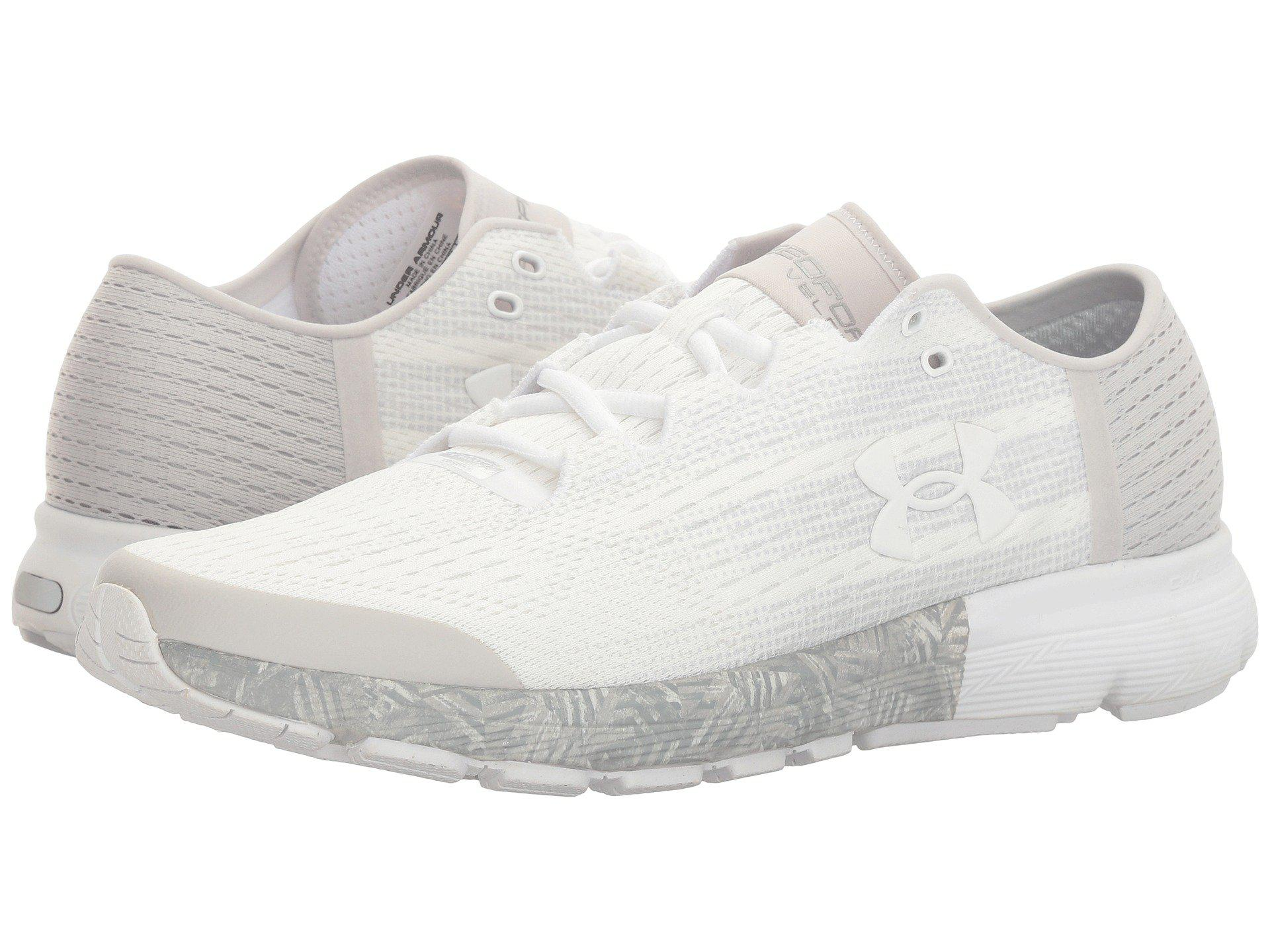 Under Armour. Men's White Ua Speedform Velociti City Record