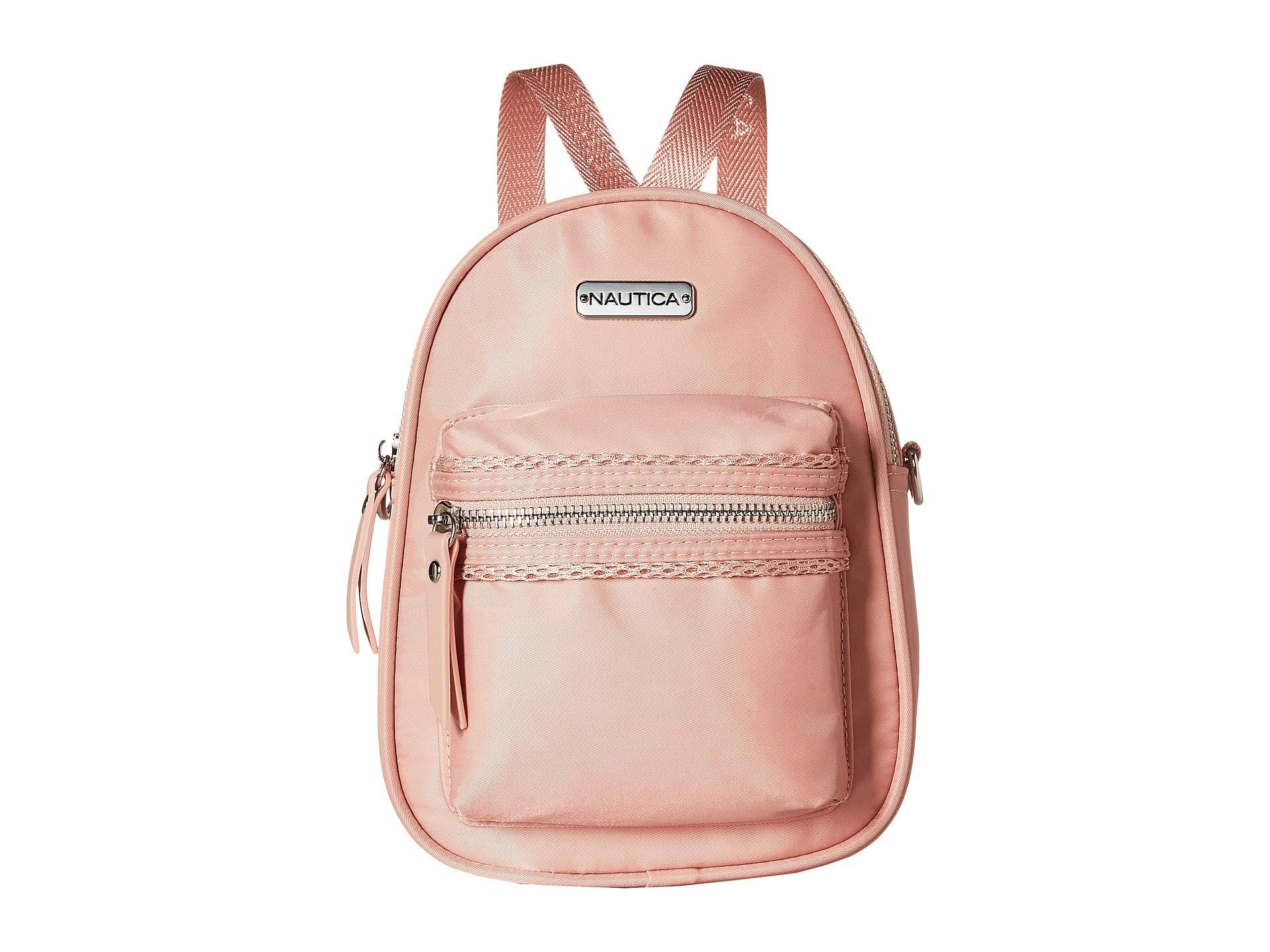 1b4d024ad Nautica Pisces 3 Mini Convertible Backpack in Pink - Lyst