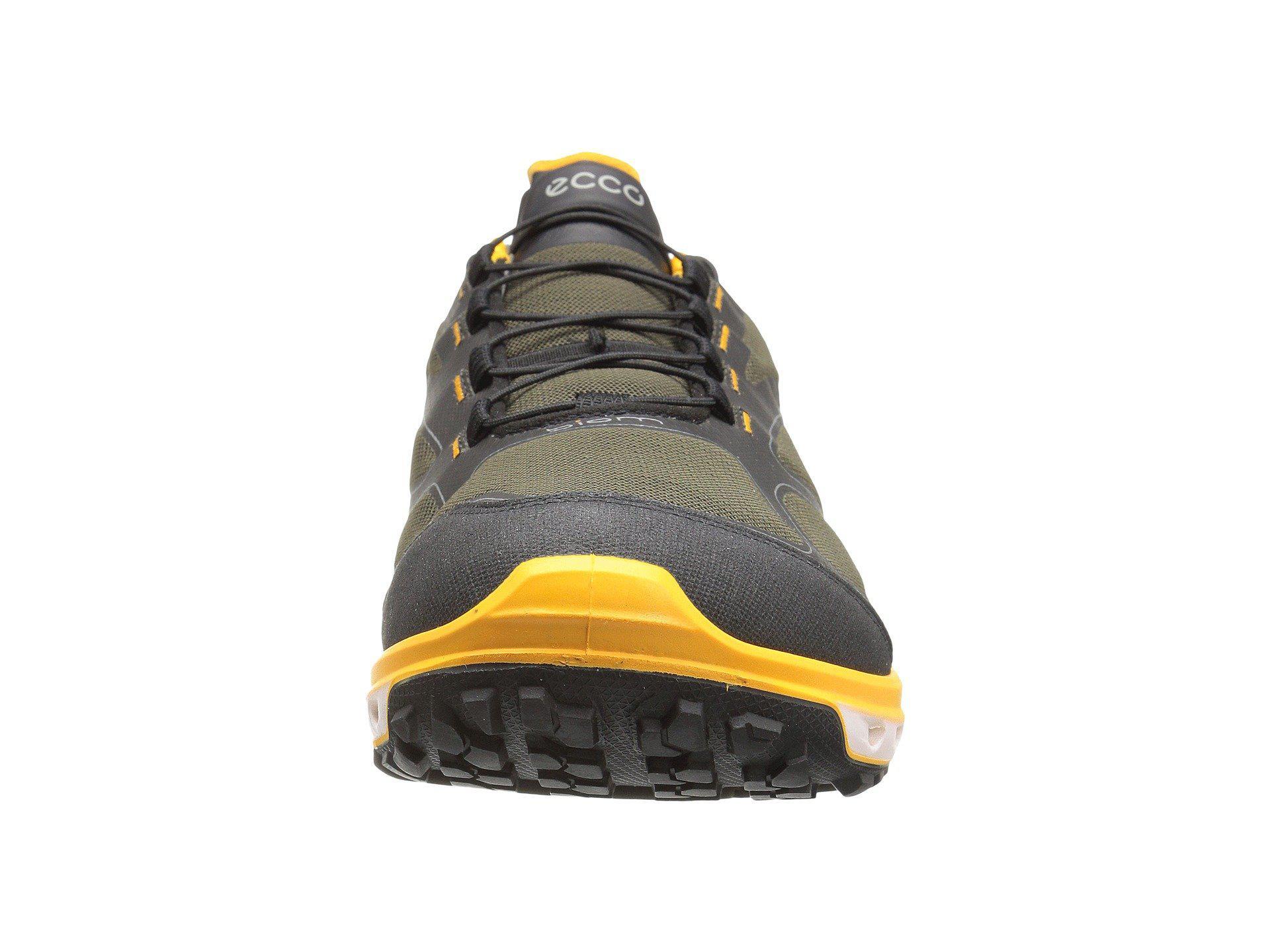073547c6e2b310 Ecco - Black Biom Venture Gtx for Men - Lyst. View fullscreen