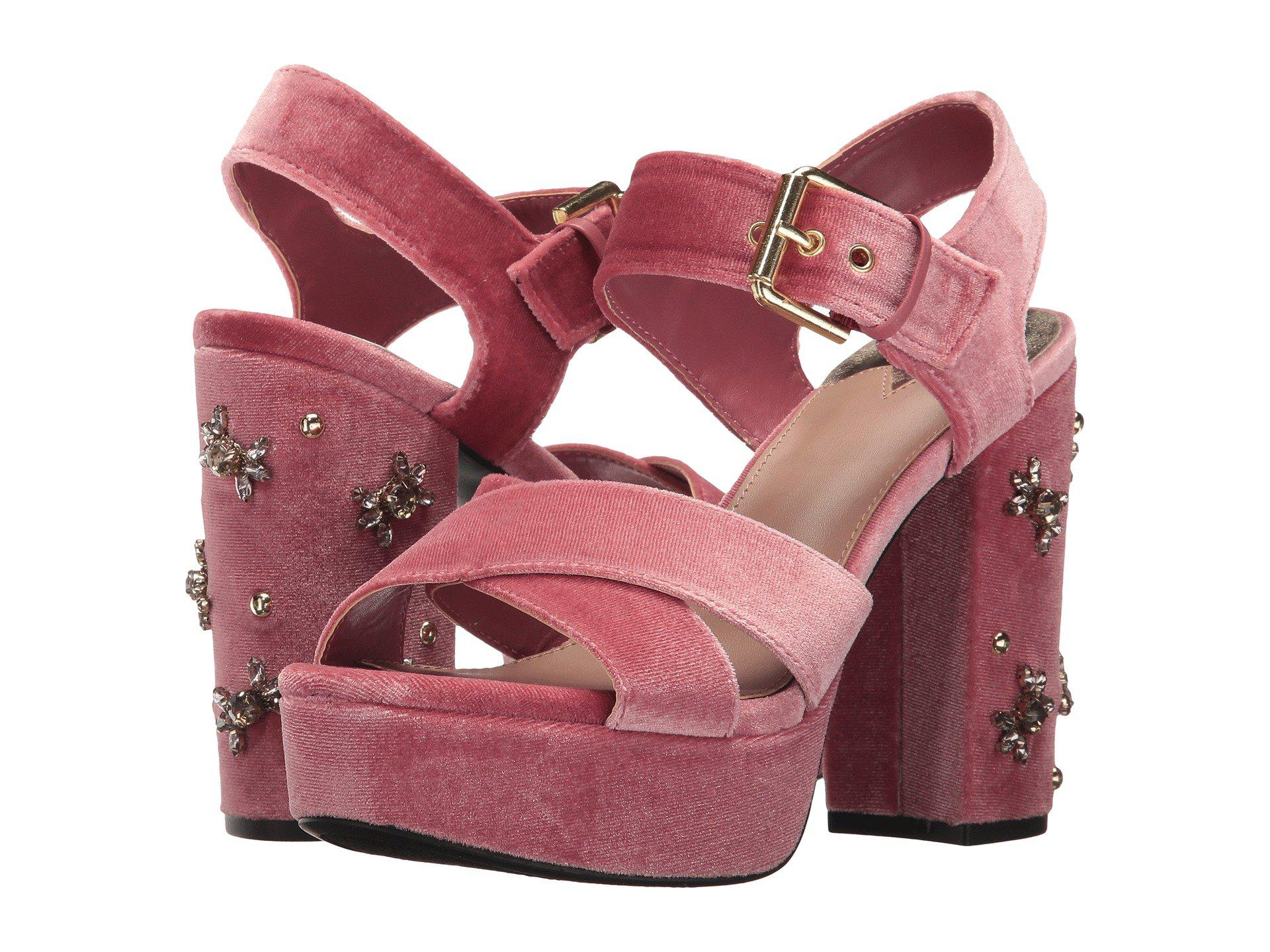 0e5102084 Lyst - Circus by Sam Edelman Morgan Platform in Pink