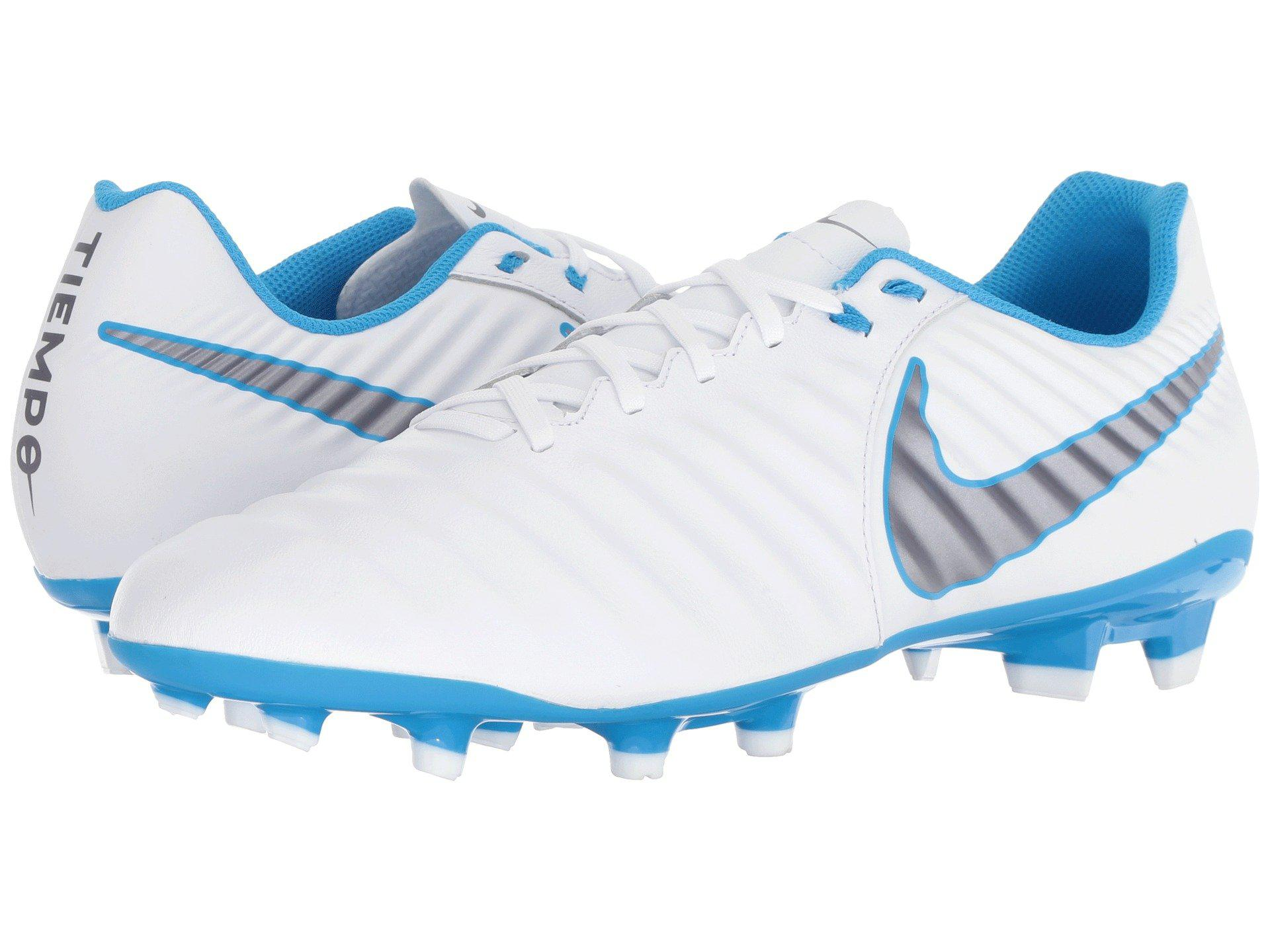 2b44ce9cbee Nike Tiempo Legend 7 Academy Fg in Blue for Men - Save 54% - Lyst