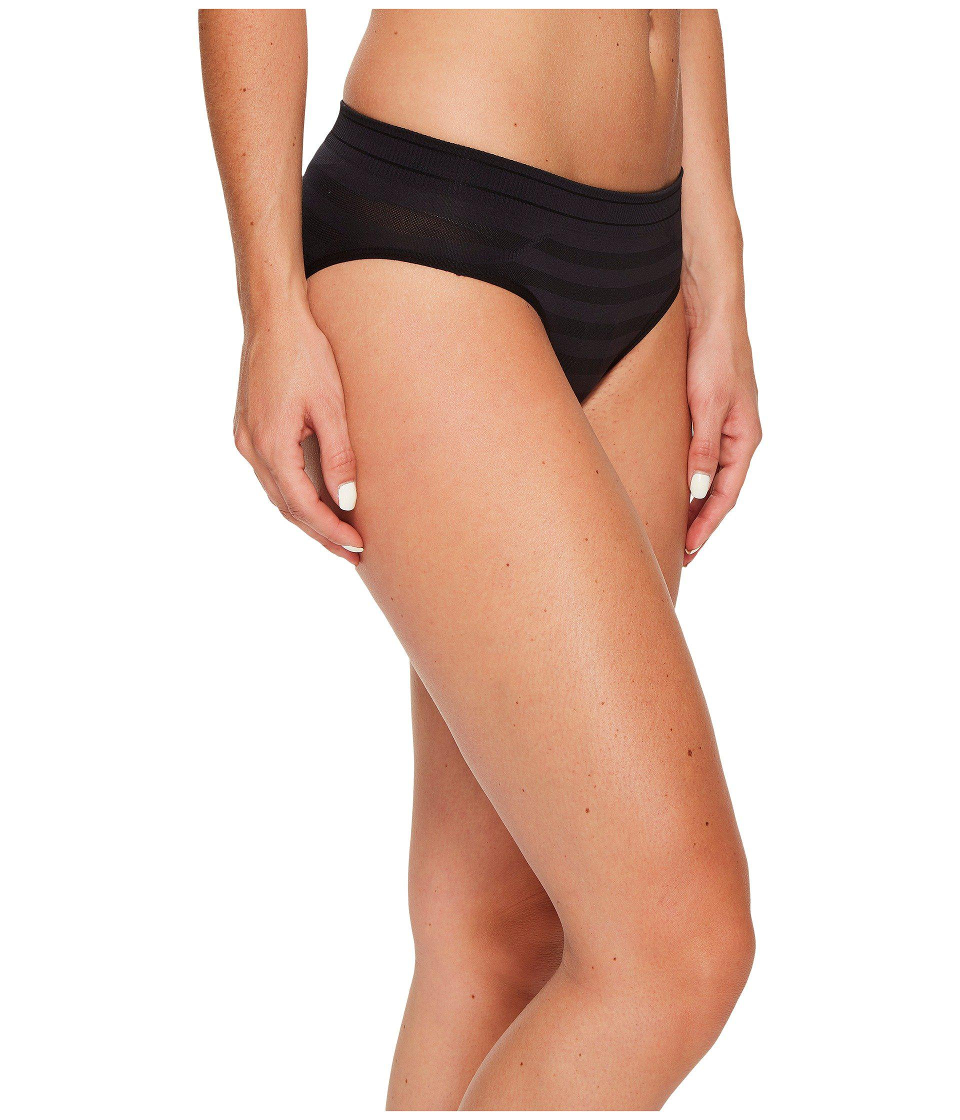 Lyst - Asics Asx Bikini in Black 9ec6580dc