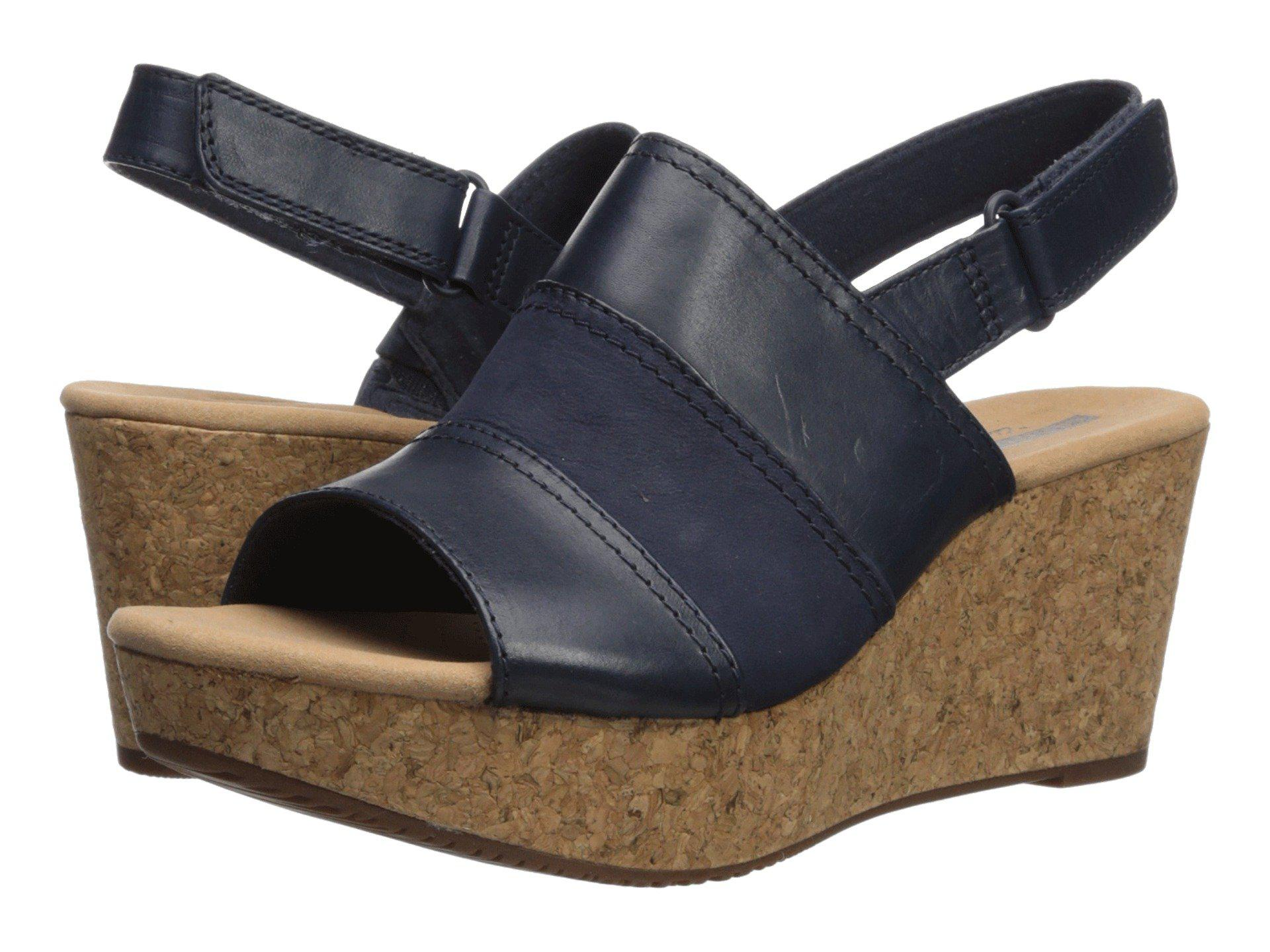 cd67ae6a8fe6 Lyst - Clarks Annadel Janis in Blue