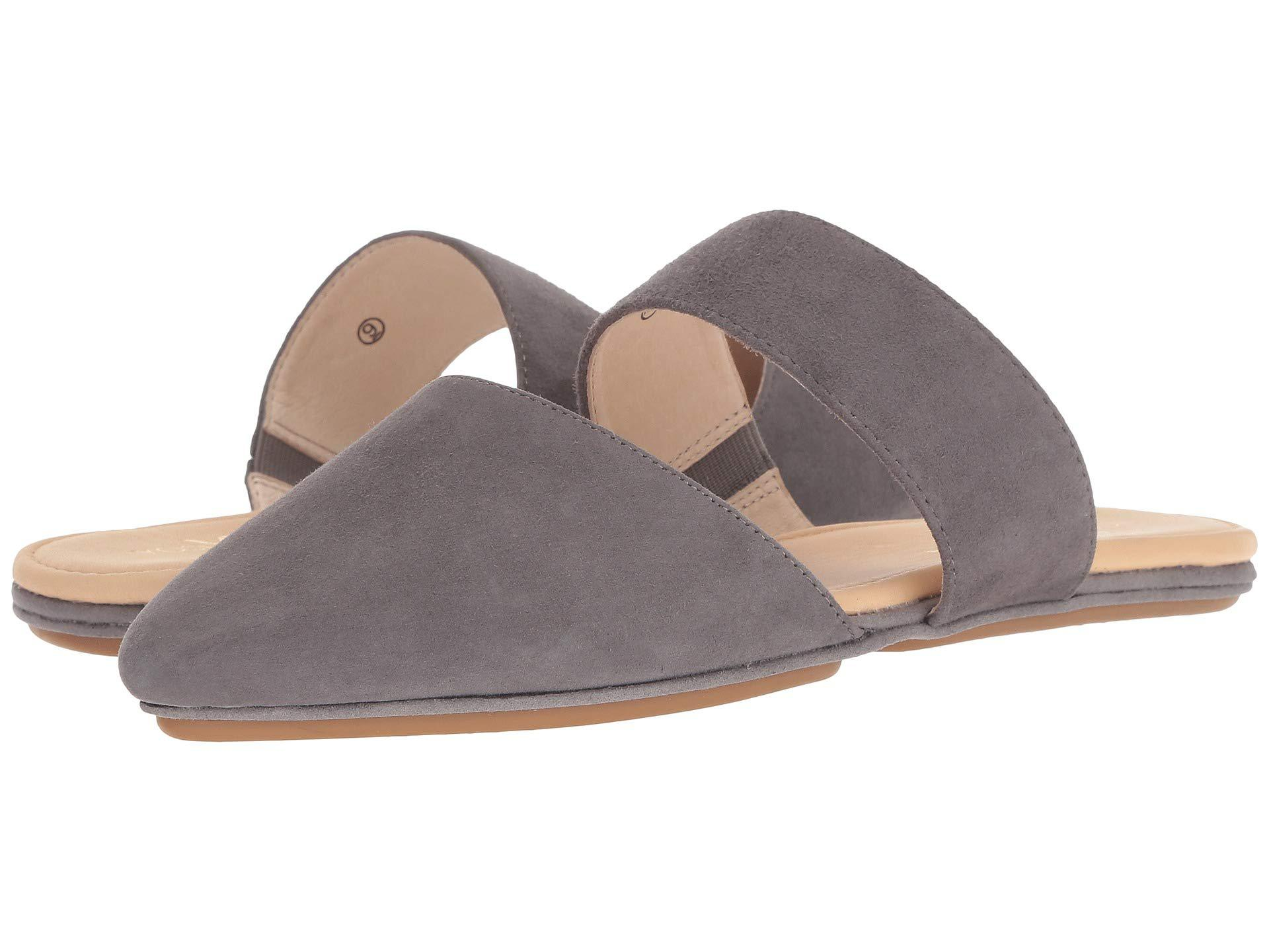 a05314fd96d Lyst - Yosi Samra Vicky in Gray - Save 10%