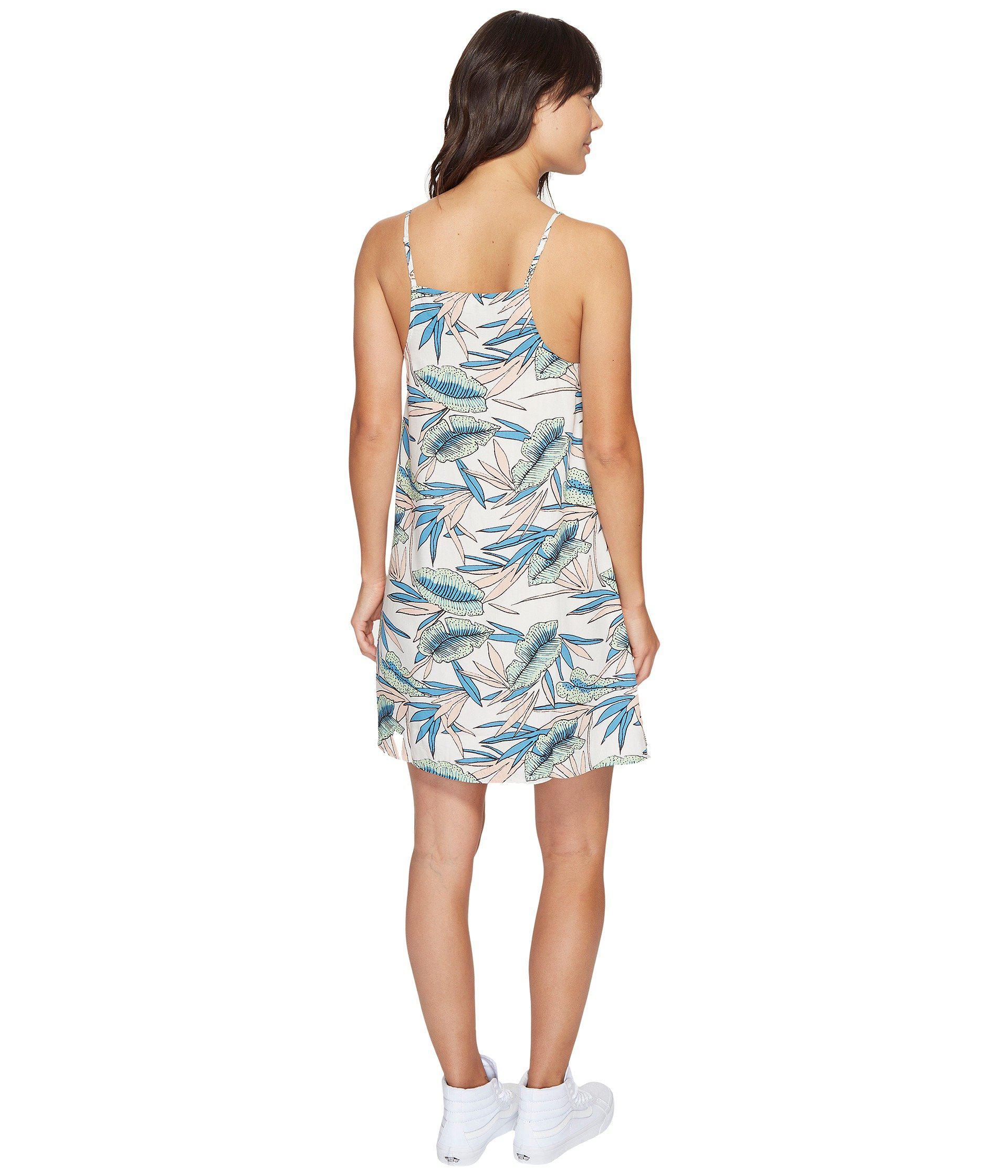 22142790a8ca4c Lyst - Vans Marie Ii Dress in Blue