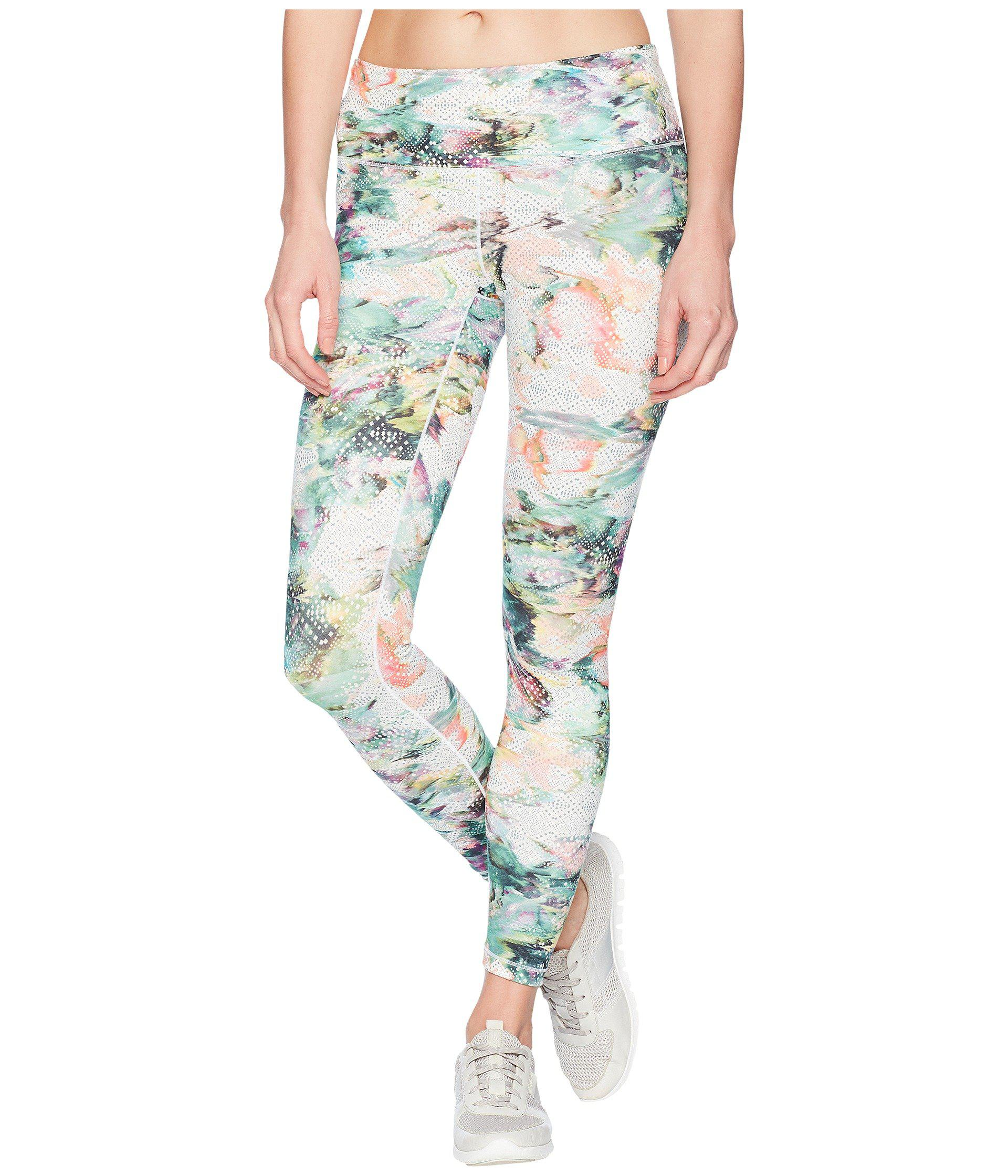 5bbdeb4514e7c Lyst - Prana Pillar Printed Leggings - Save 20%