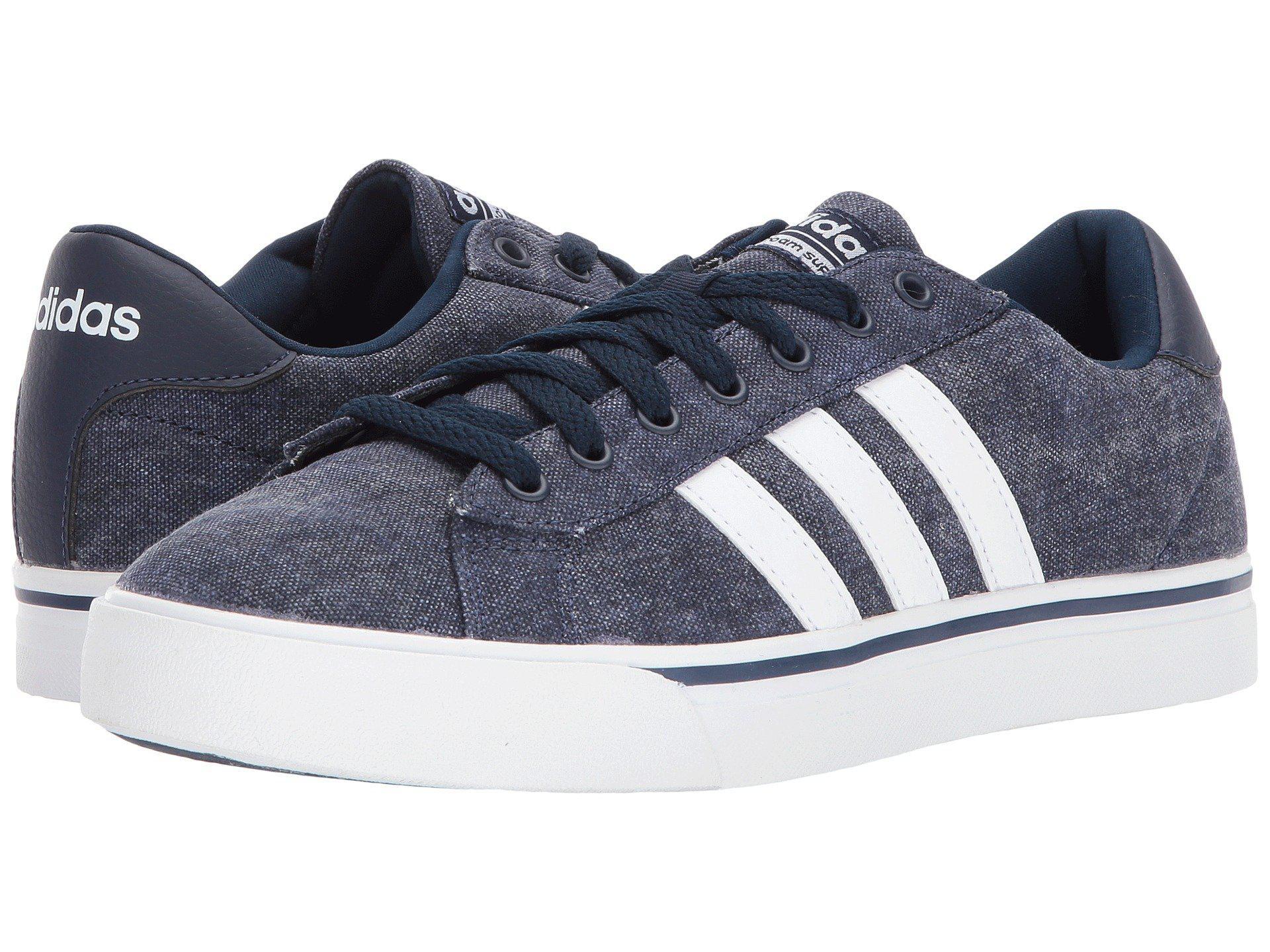 Adidas. Men's Blue Cloudfoam Super Daily