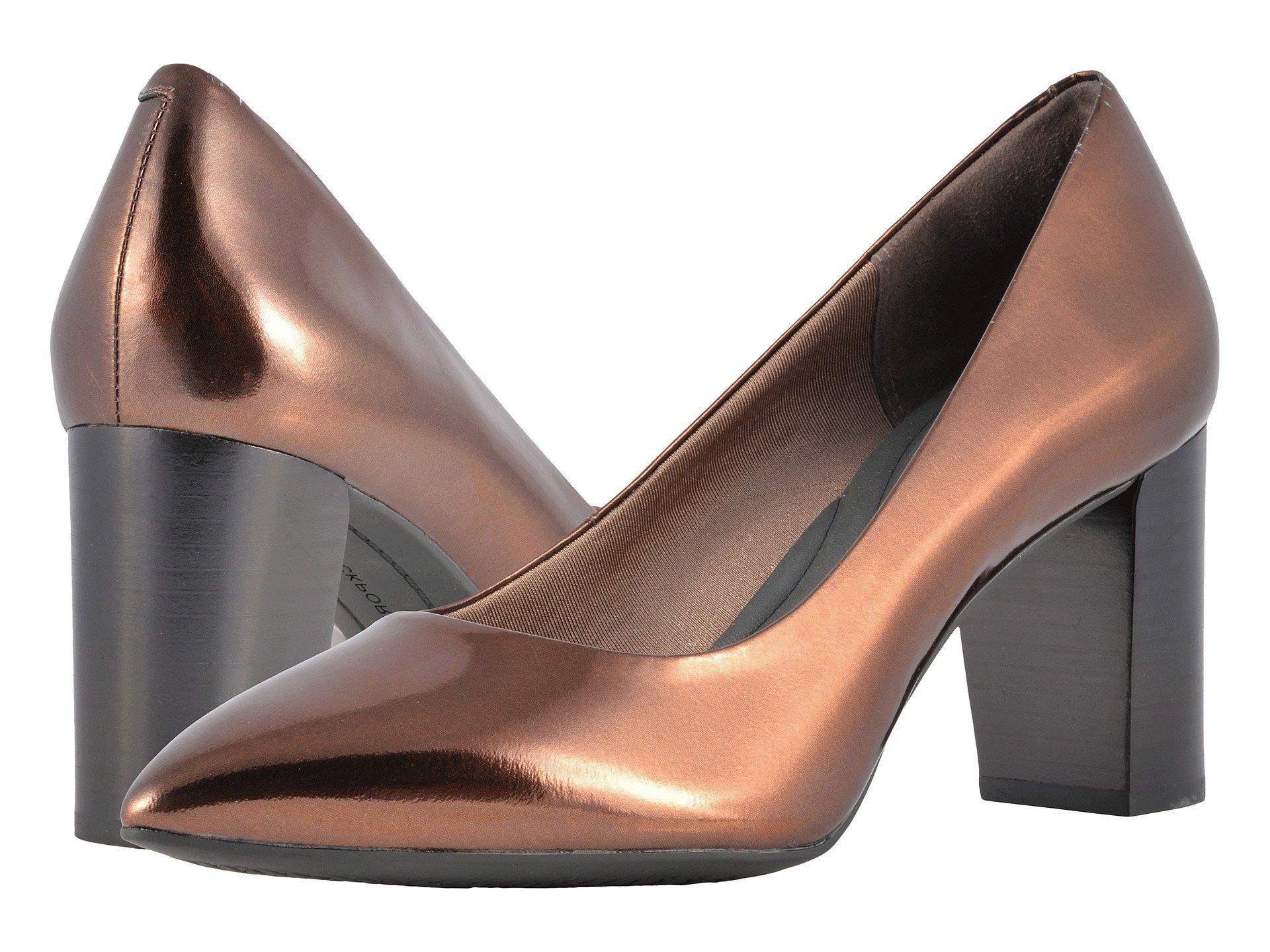 Rockport Total Motion Luxe Violina Pump zIChecOq