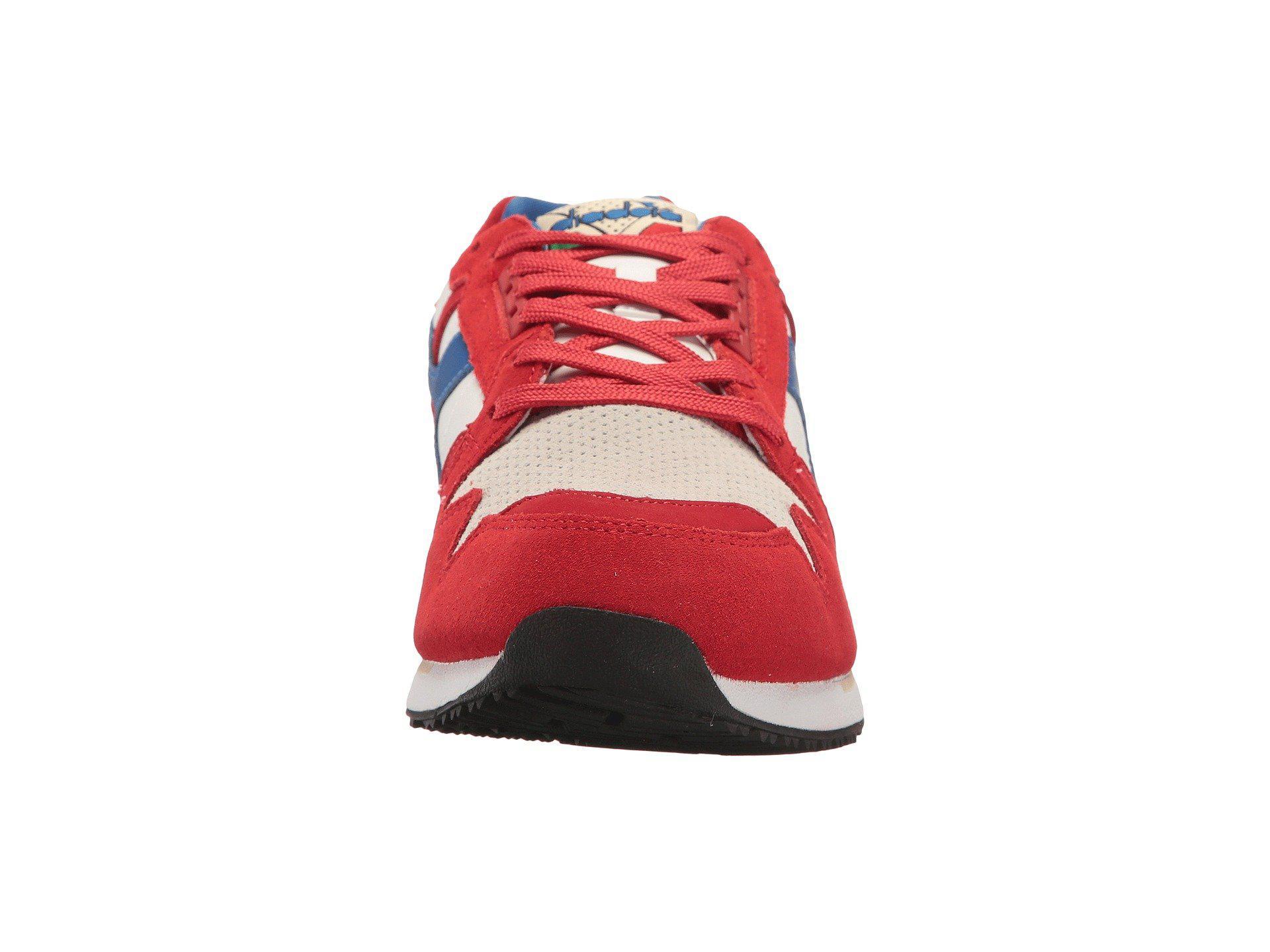 27f4e580b8 Diadora - Red I.c. 4000 Premium - Lyst. View fullscreen