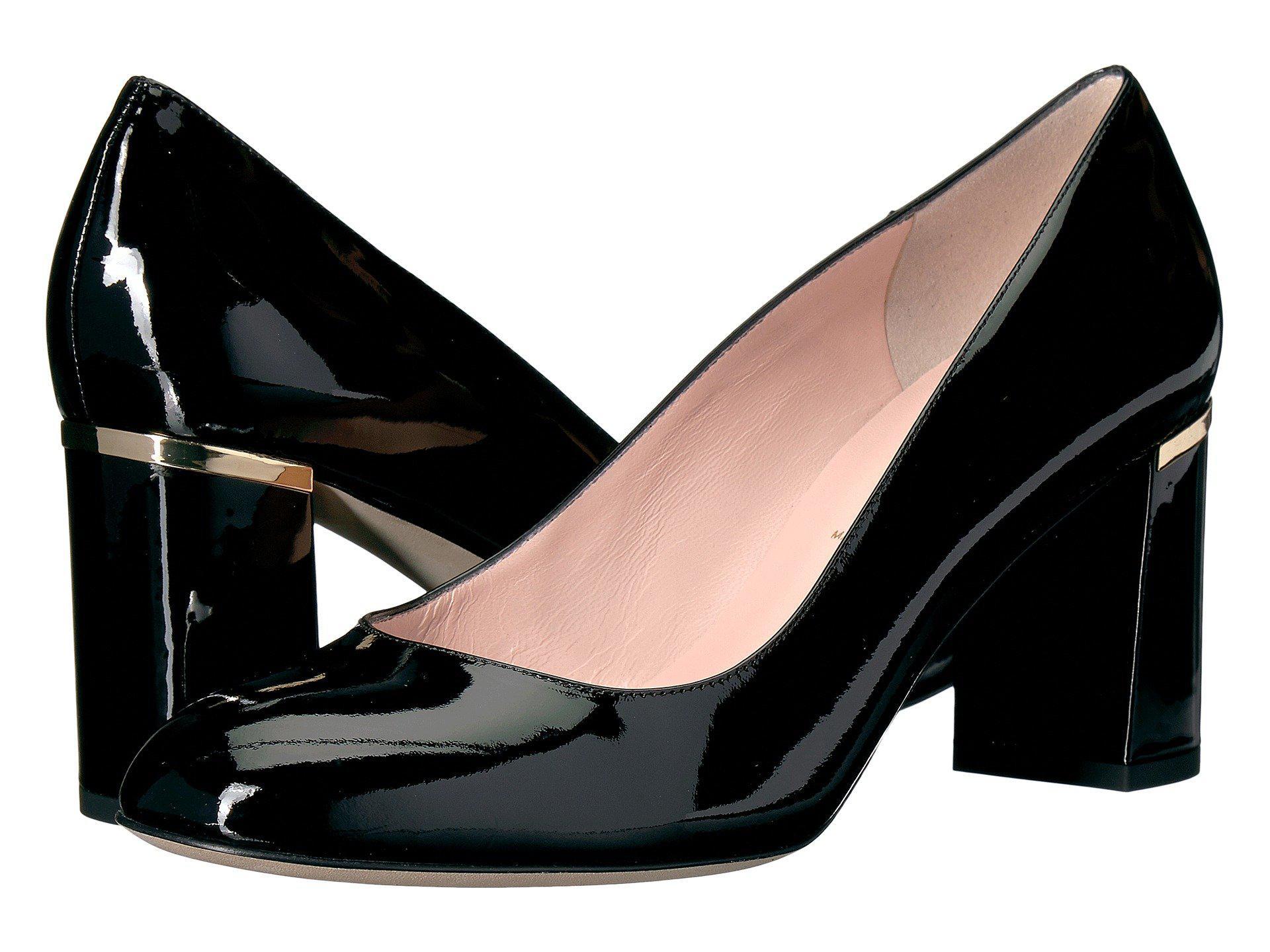 57be7251e09e Lyst - Kate Spade Alamar in Black