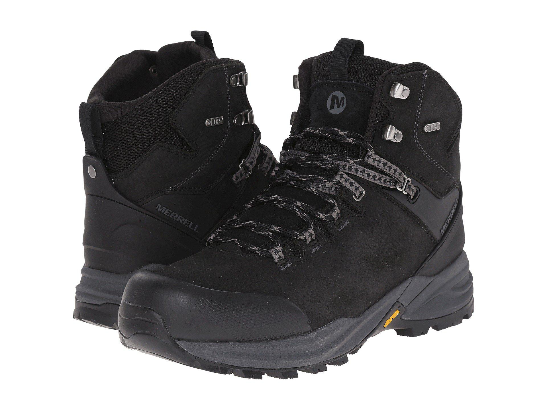6dfbf2f23e8 Lyst - Merrell Phaserbound Waterproof in Black for Men
