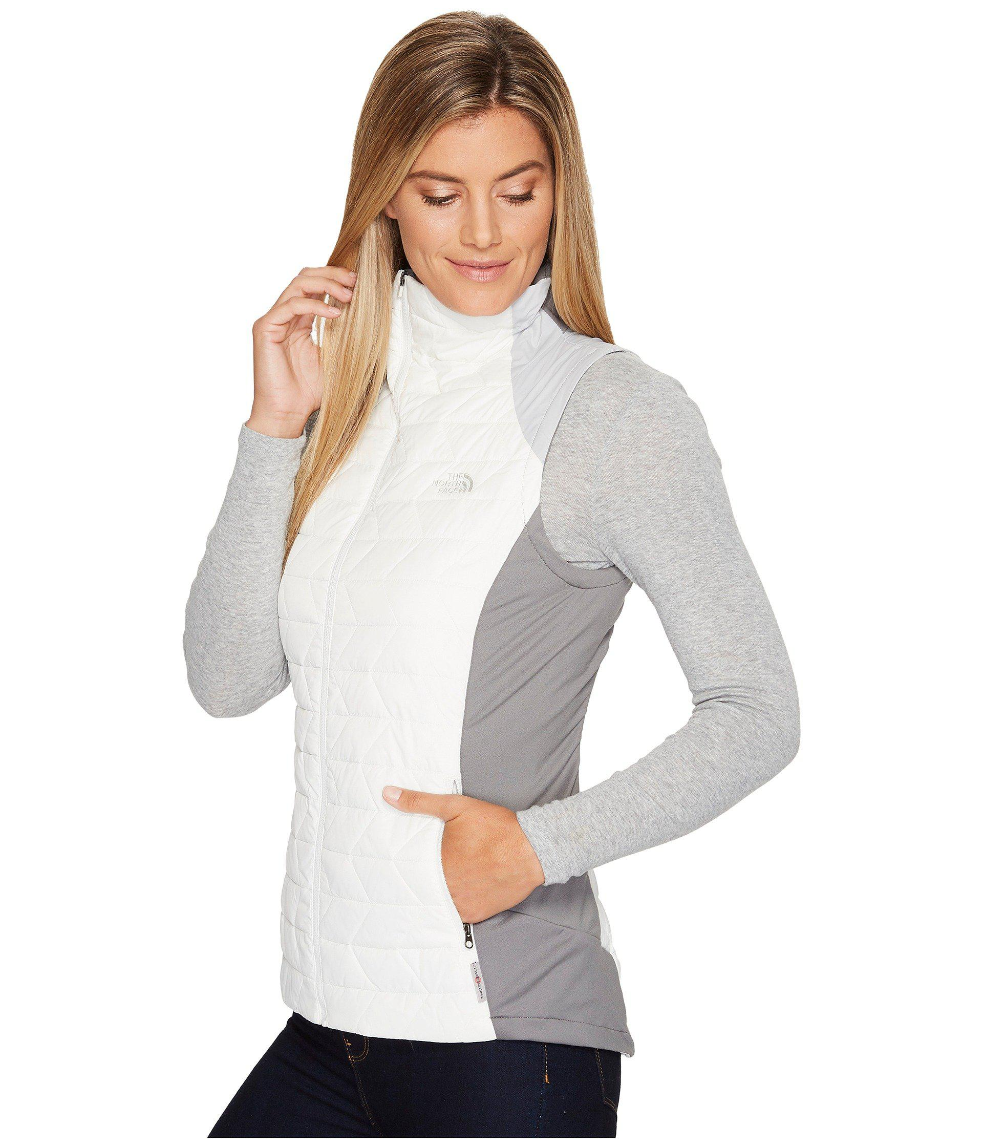 6a1c6a1e0f42 Lyst - The North Face Thermoball Active Vest in Gray