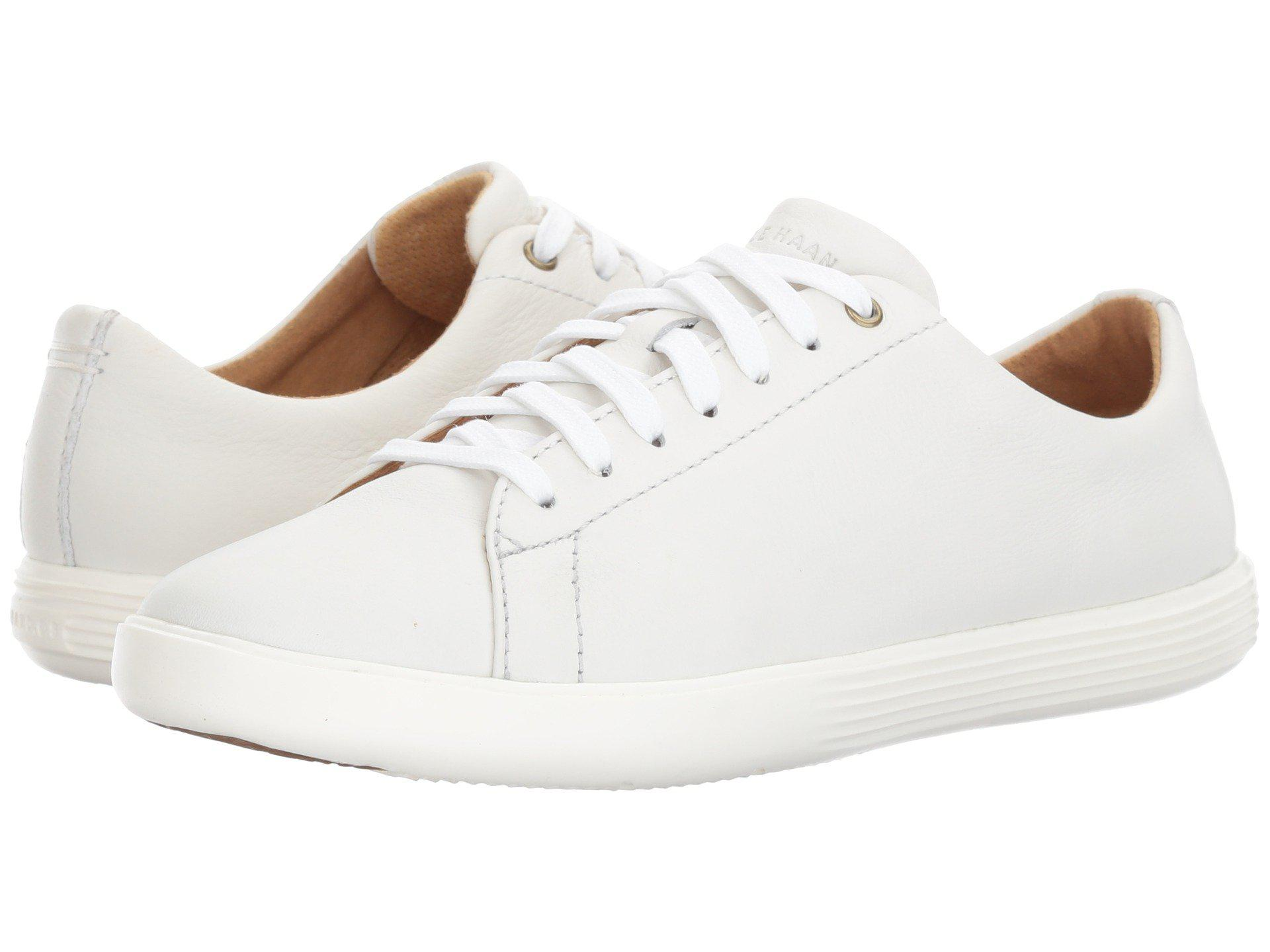 d1743cca5282 Lyst - Cole Haan Grand Crosscourt Ii in White
