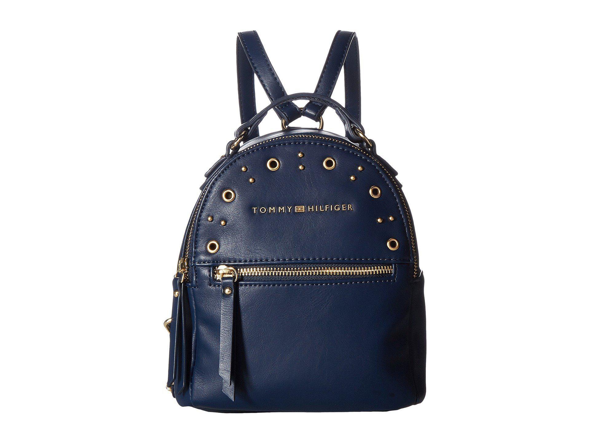 b7f6e11911e Tommy Hilfiger Aileen Mini Backpack in Blue - Lyst