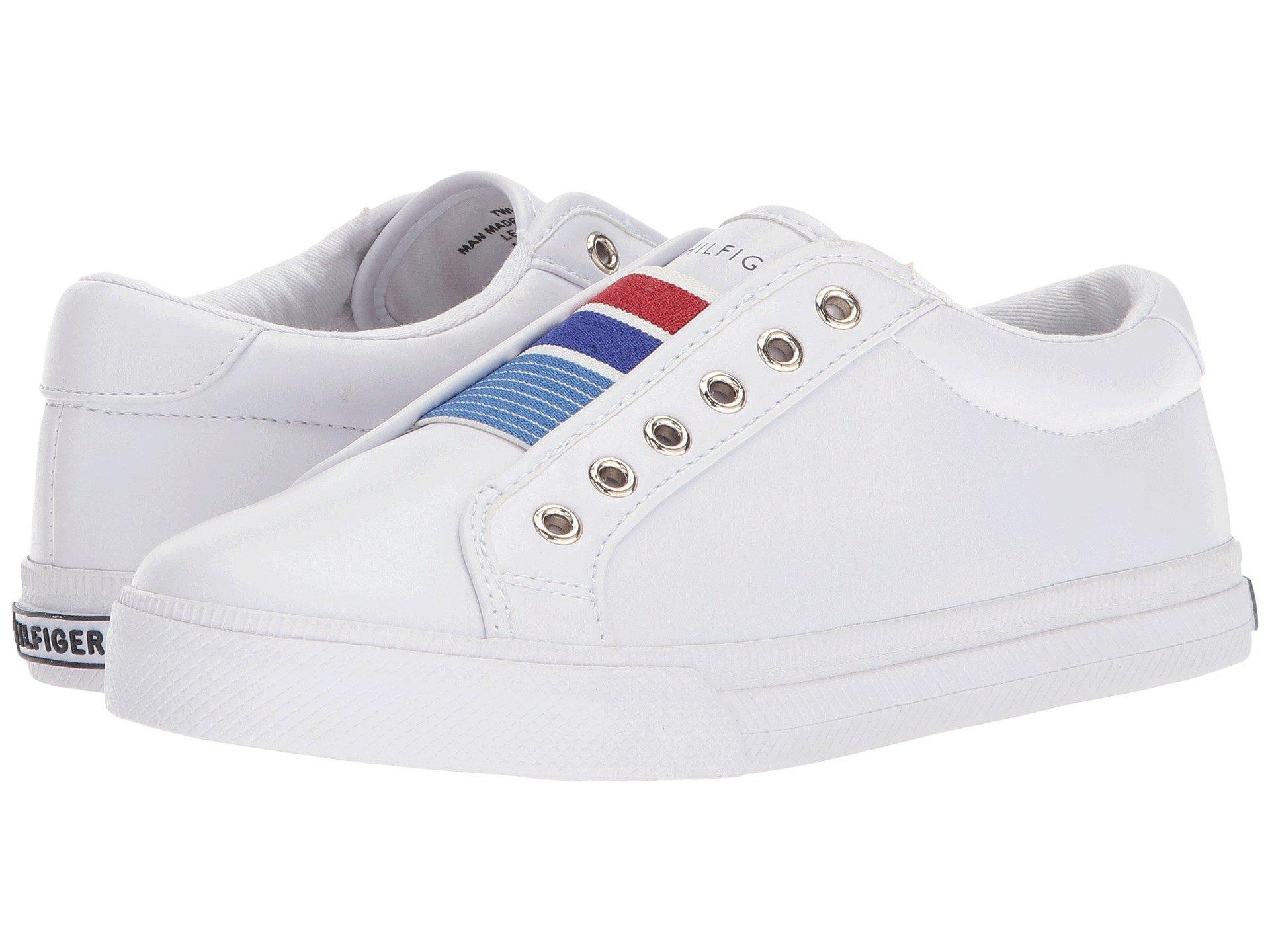 b4bb126a0454 Lyst - Tommy Hilfiger Laven in White