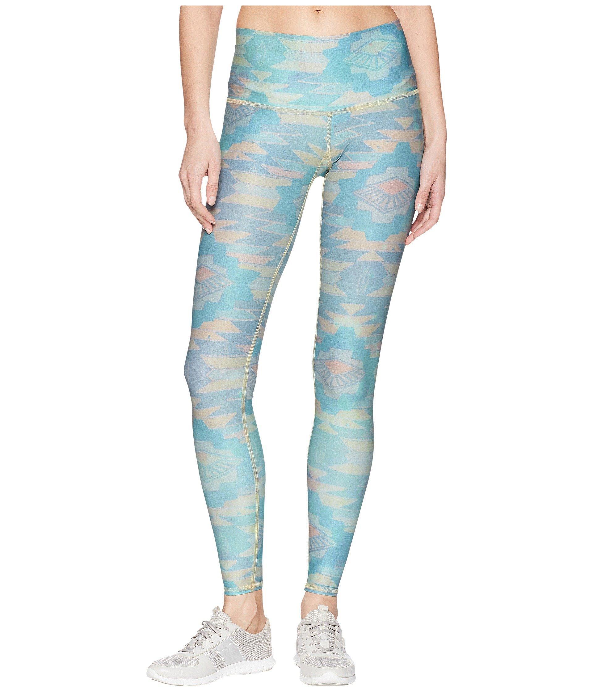 e04737c8c6 Lyst - Teeki Southern Cross Hot Pants in Blue