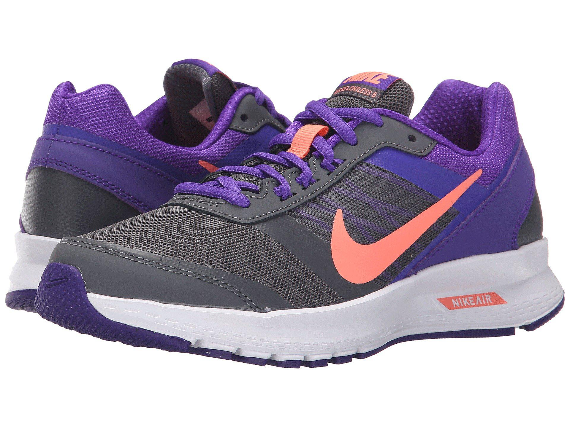b7f87e2596 Nike Air Relentless 5 in Purple - Lyst