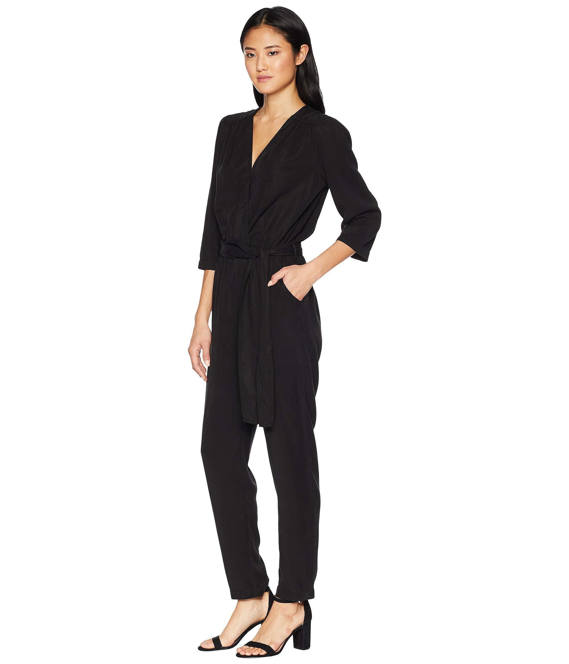 086df52ddd24 Lyst - Young Fabulous   Broke Bellows Jumpsuit in Black