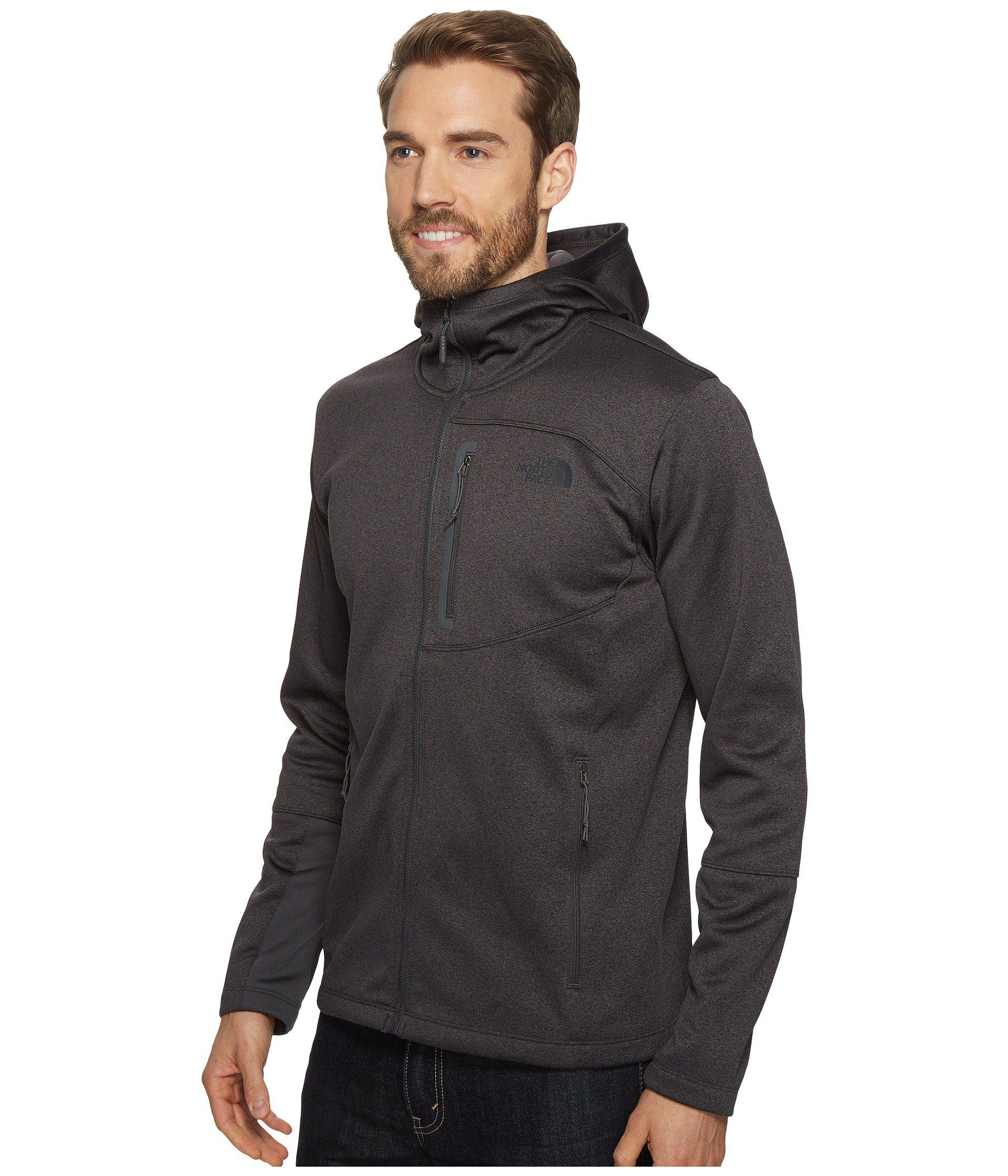 4ba6cb5347e Lyst - The North Face Canyonlands Hoodie (tnf Black (prior Season)) Men s  Sweatshirt in Gray for Men - Save 43%