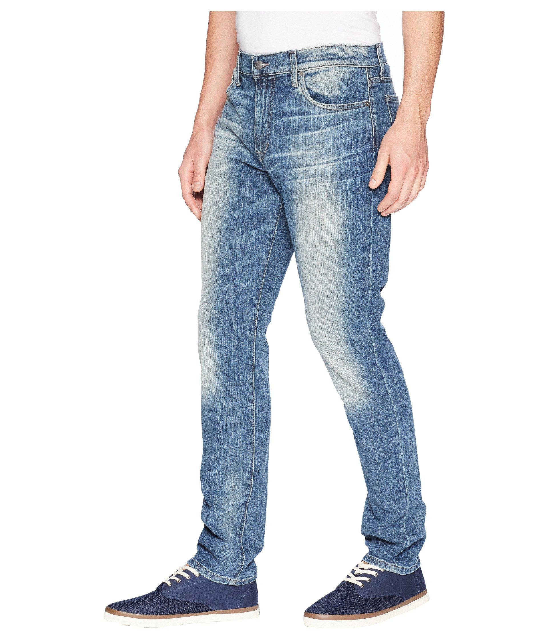 5a4bbd46c9b Lyst - Joe s Jeans The Folsom Athletic Slim Fit In Cole in Blue for Men -  Save 42%