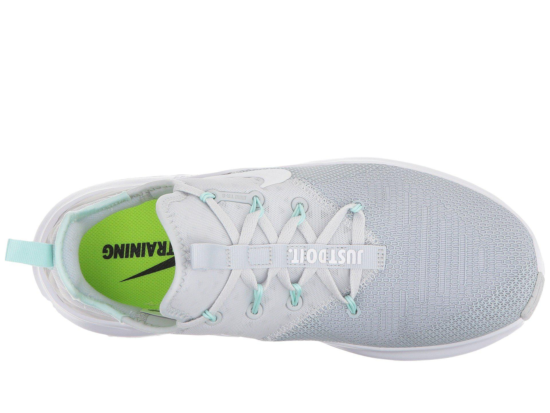 Nike - White Free Tr 8 - Lyst. View fullscreen 493e491ad
