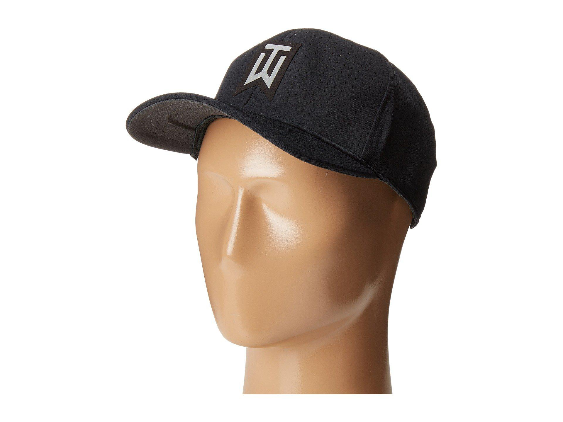 1ddb9c4f735 Lyst - Nike Tiger Woods Classic99 Statement Cap in Black for Men