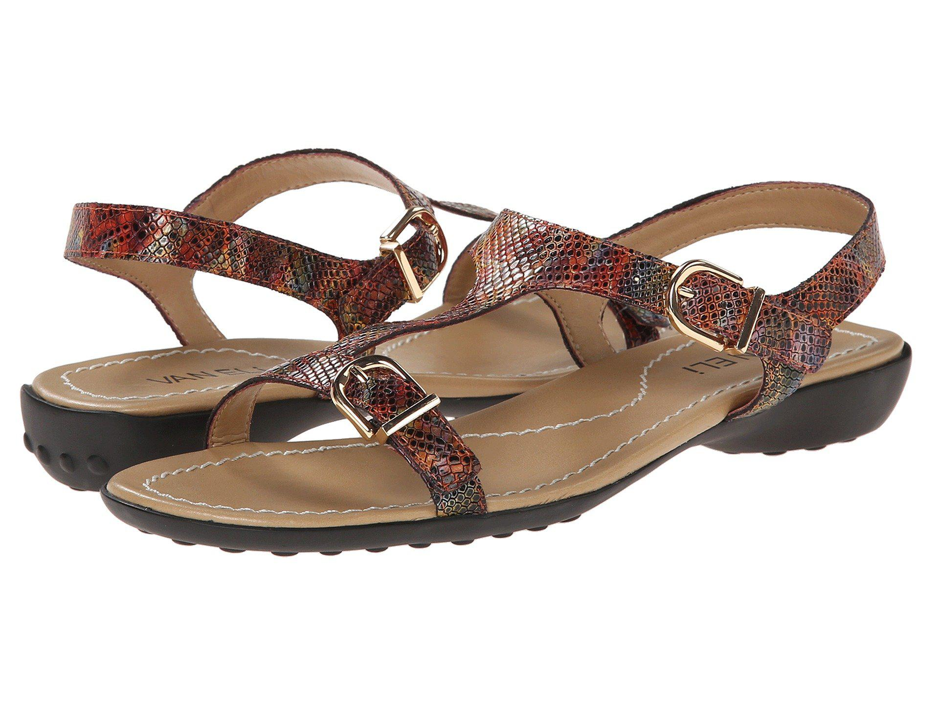 Womens Sandals Vaneli Taletha Brown Karnak