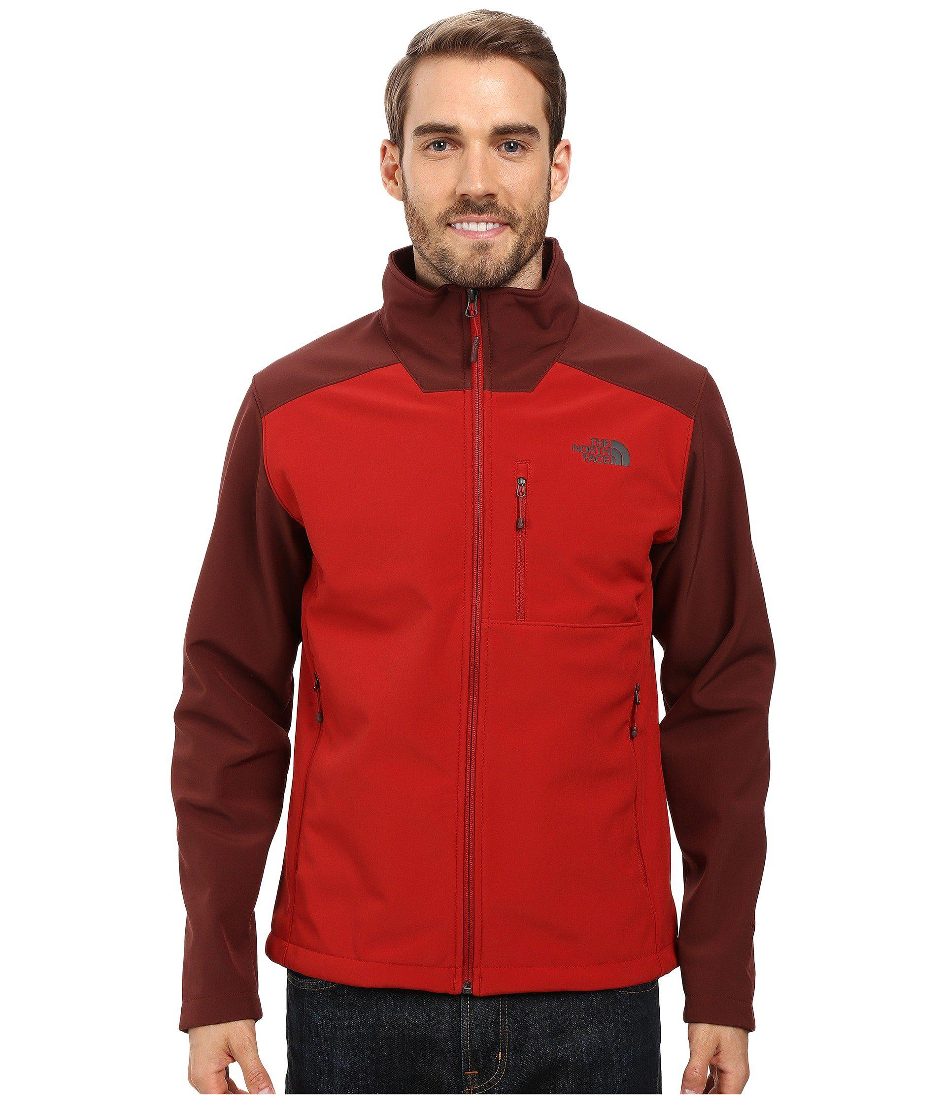f2e84b1225ff ... low price the north face. mens red apex bionic 2 jacket dfbf1 395a1