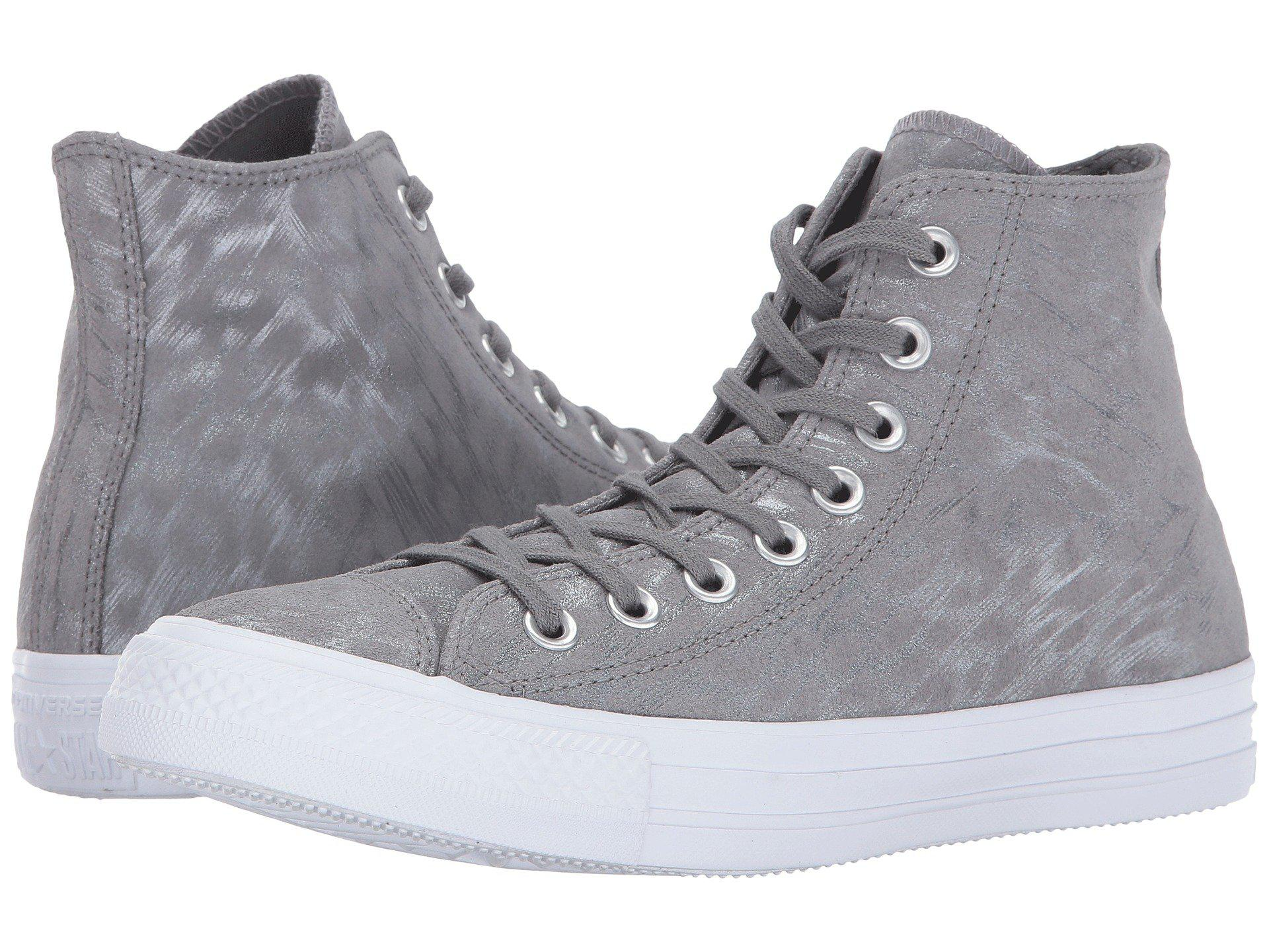 1f633c04c51 Lyst - Converse Chuck Taylor All Star - Hi in Gray for Men
