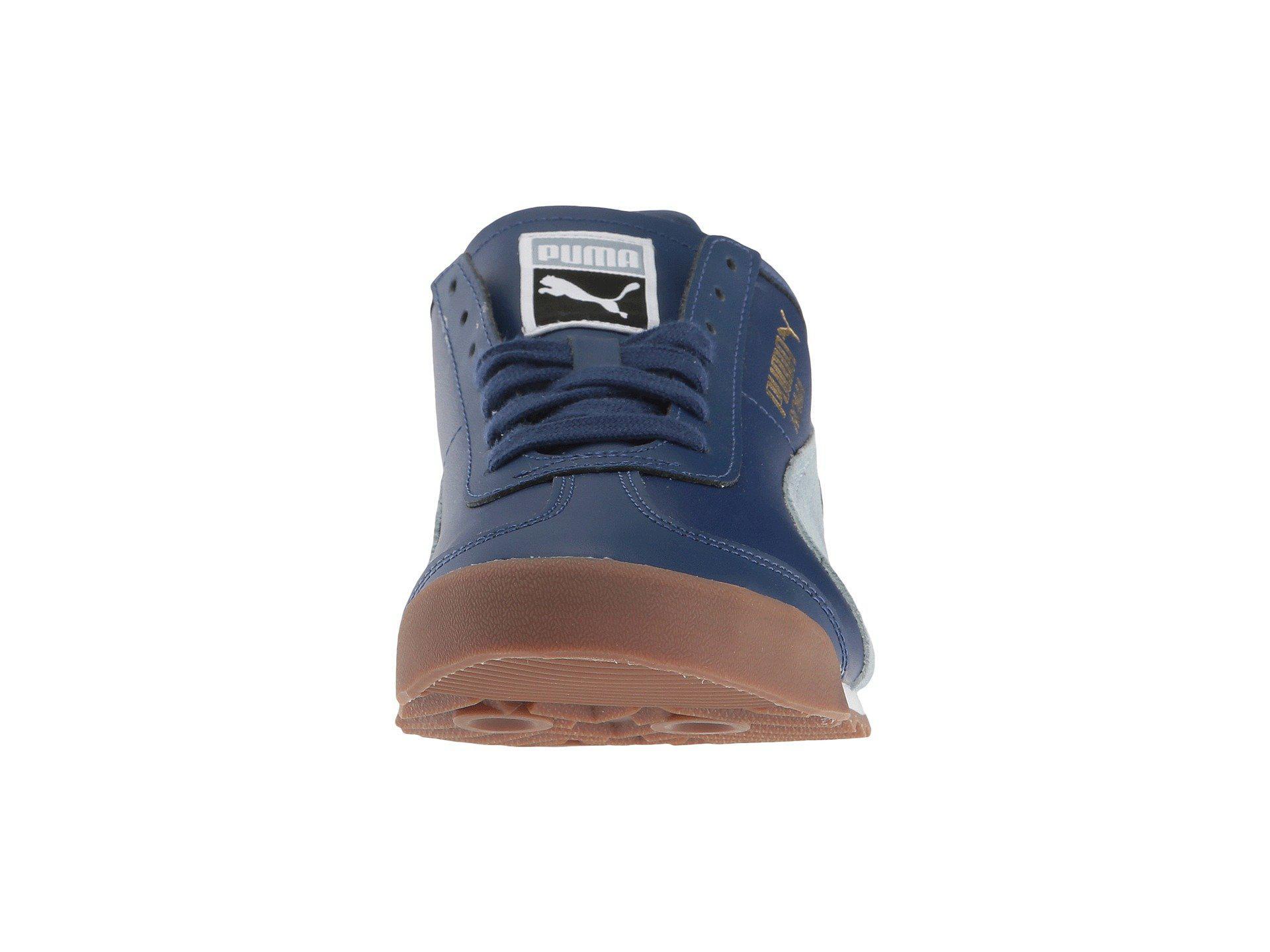 83961afaaf7102 Lyst - PUMA Roma Og 80s in Blue for Men
