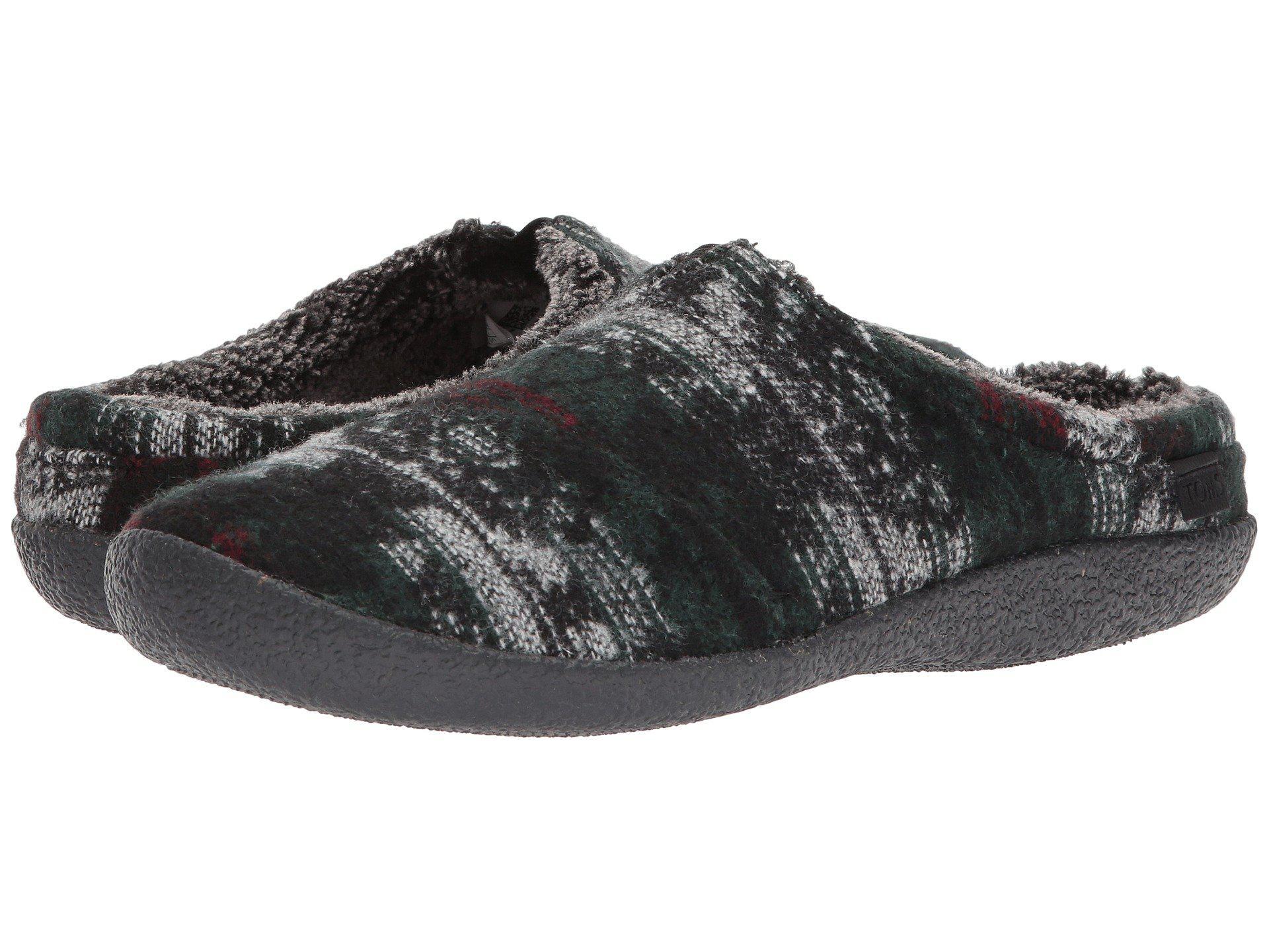 8993afc8d3d Lyst - TOMS Berkeley Slipper in Black for Men - Save 16%