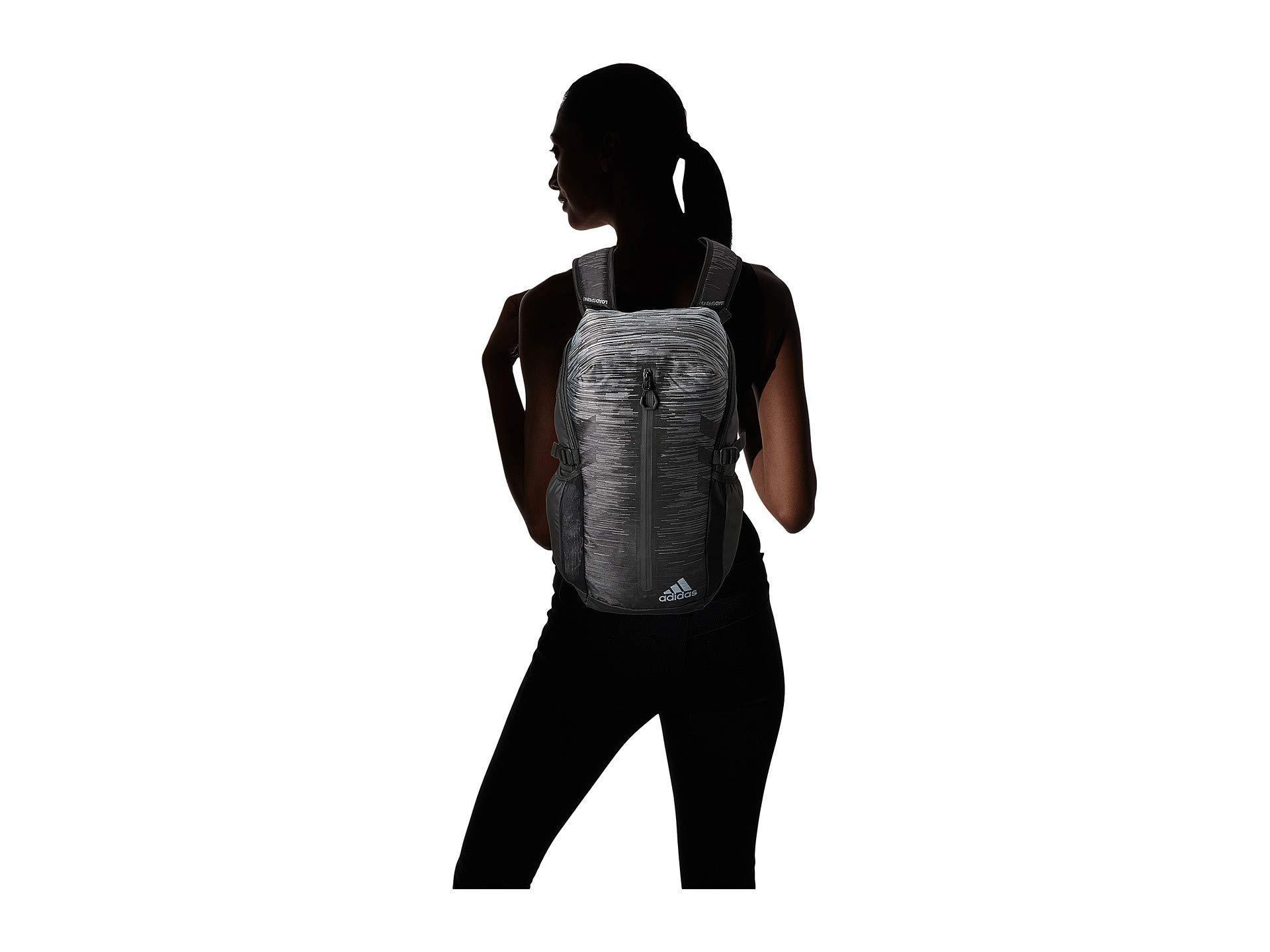 Adidas - Black Prime Weave Backpack - Lyst. View fullscreen cb0b0dfb48bda