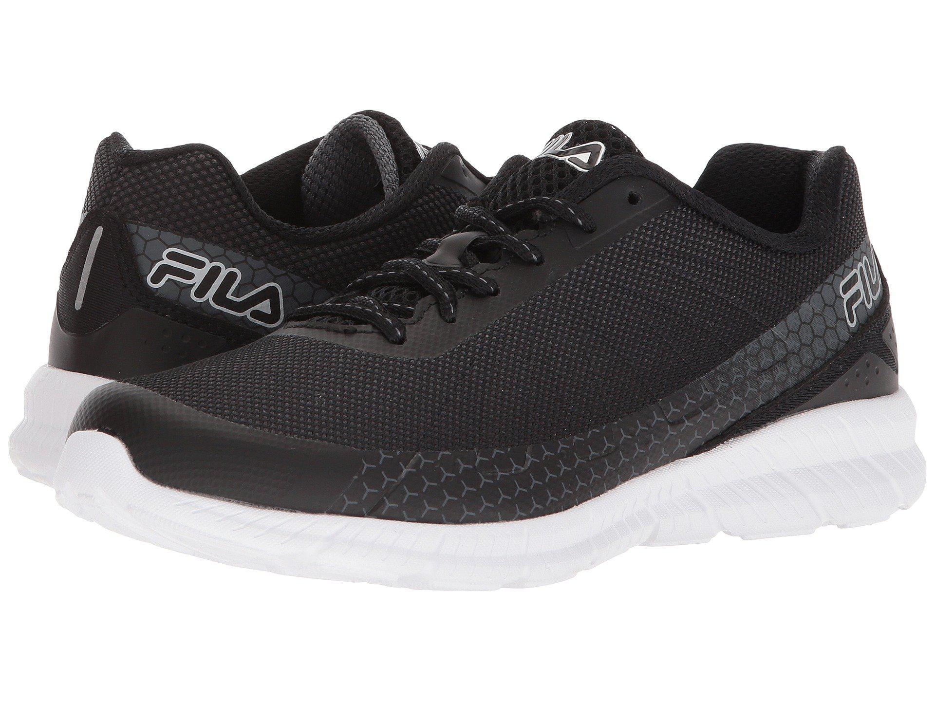 Running In Memory Fila Lyst Decimal Black W2EHD9I