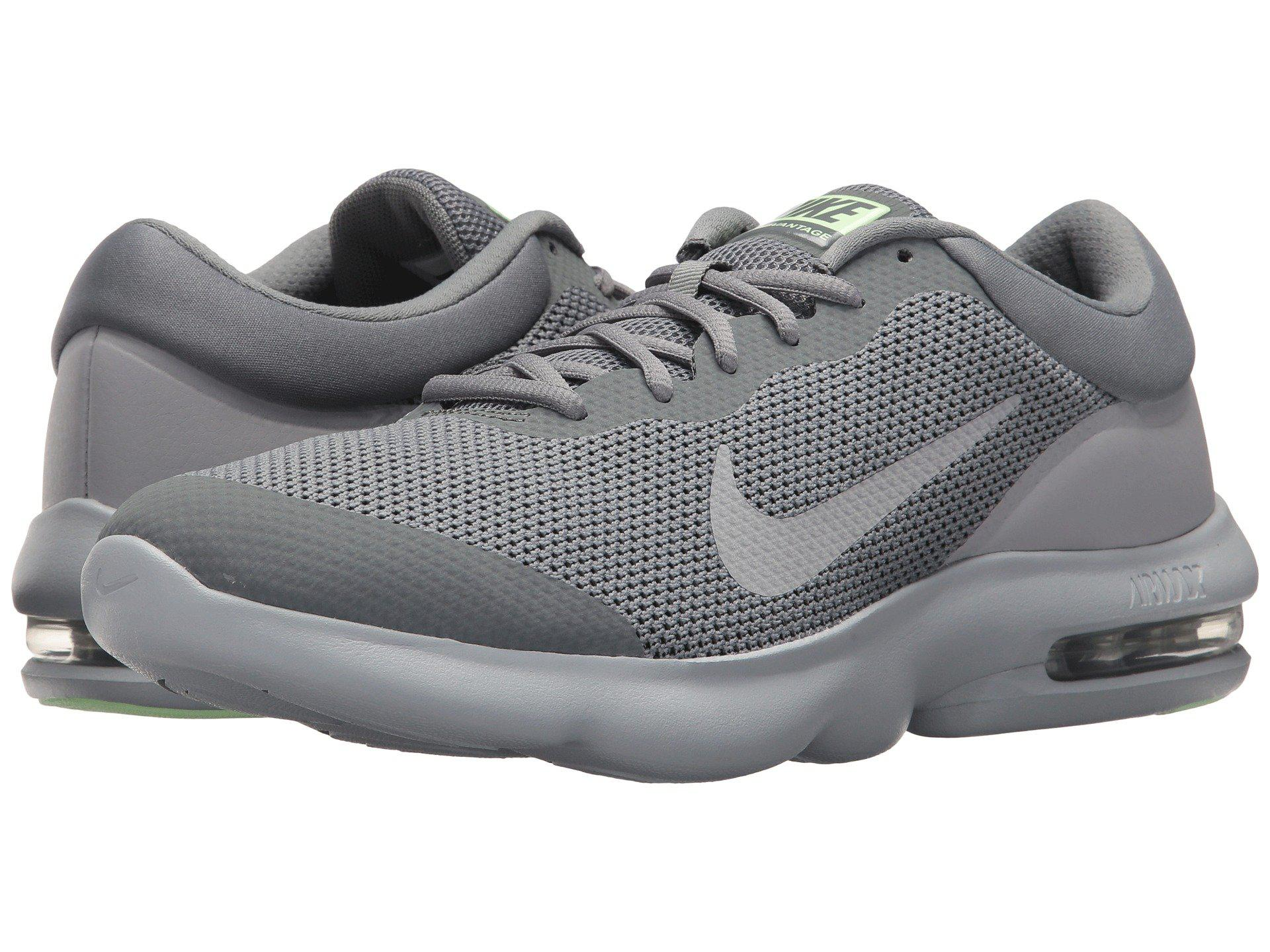 06467b3c6d Lyst - Nike Air Max Advantage in Gray for Men