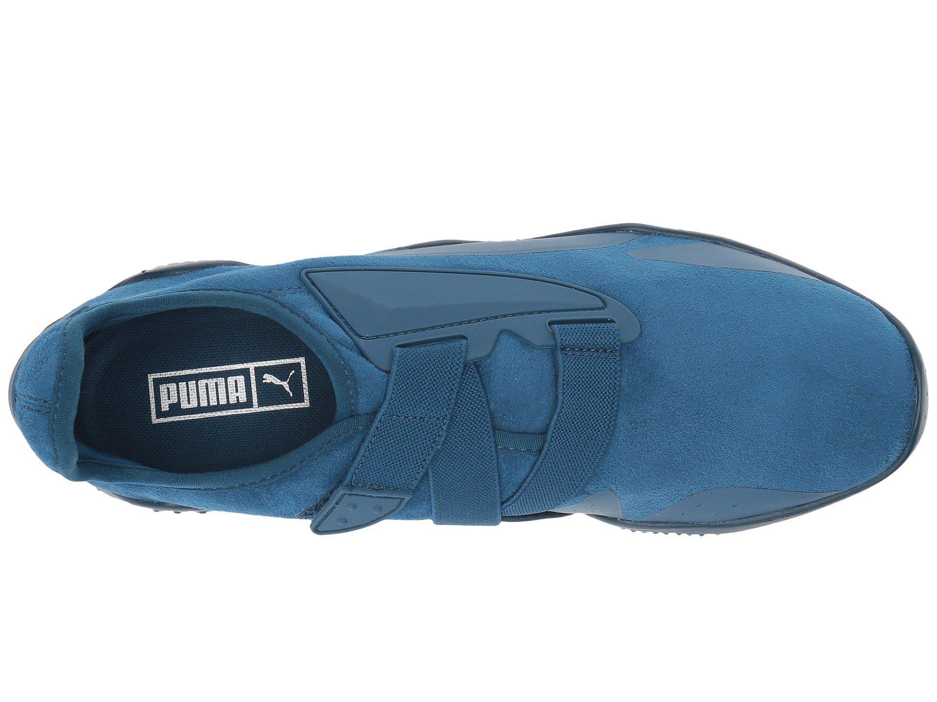 3a3d69d998e PUMA - Blue Mostro Hypernature for Men - Lyst. View fullscreen