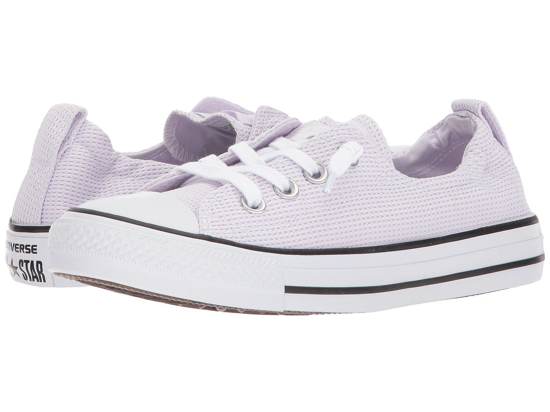4ff1cdd4391263 Lyst - Converse Chuck Taylor® All Star® Shoreline Slip-on in White