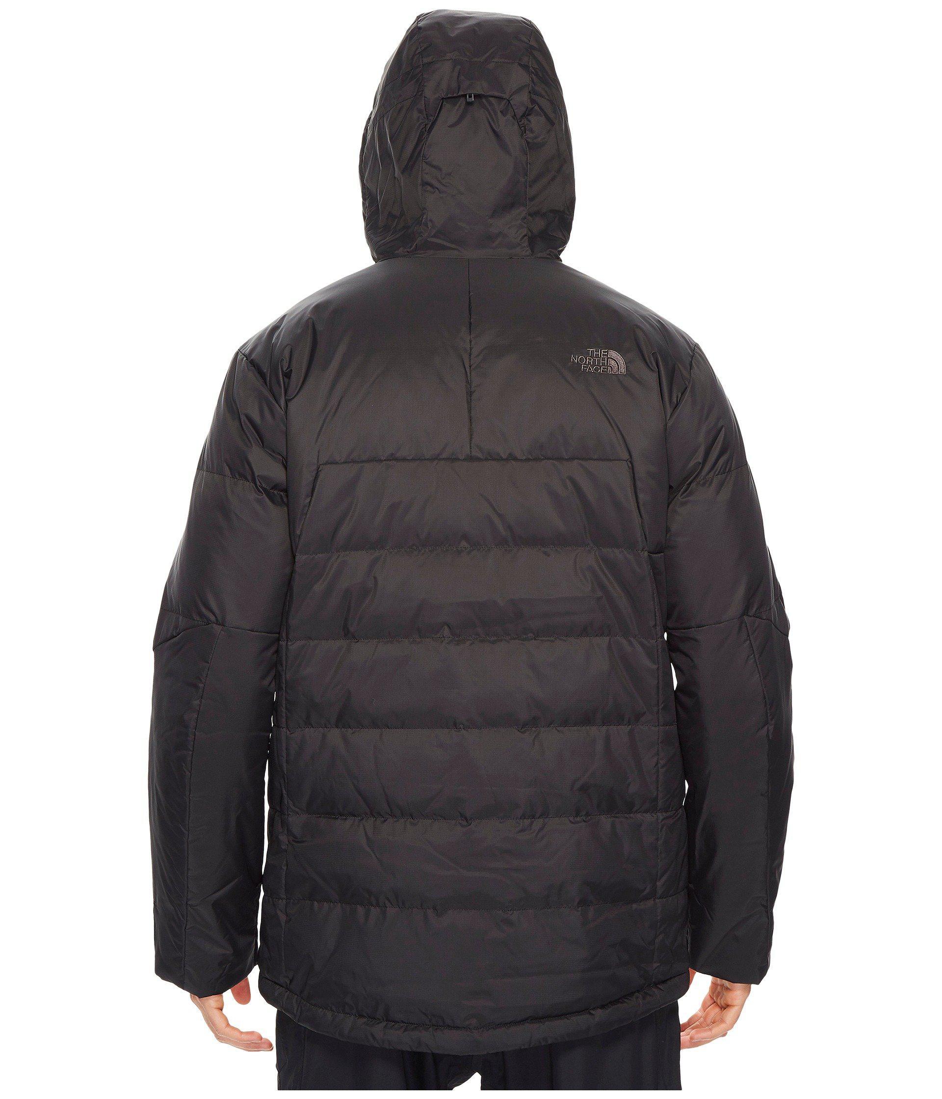 e5f3b4b0599e Lyst - The North Face Gatebreak Down Jacket in Black for Men