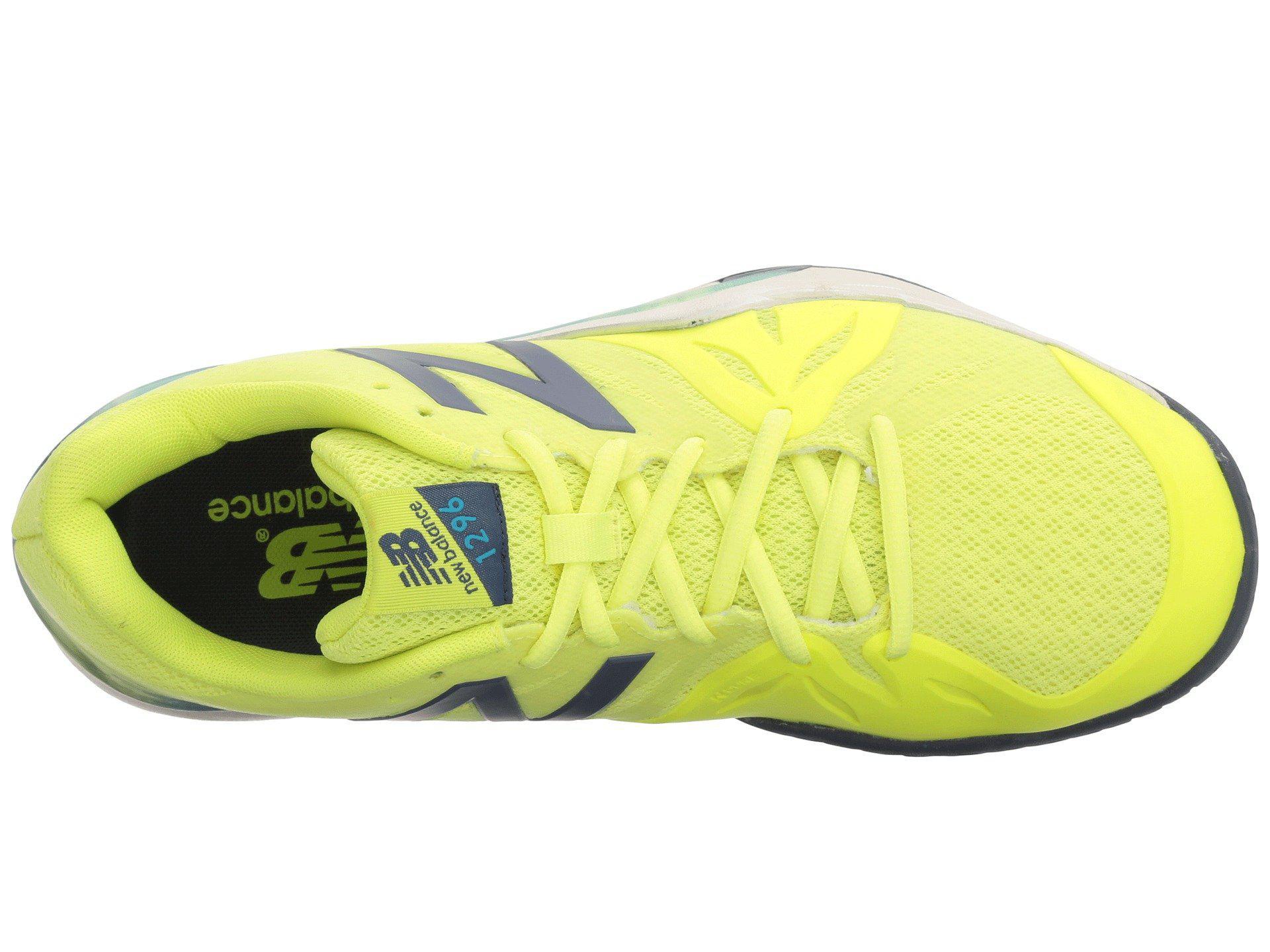 the latest b9bea 1fa90 New Balance - Yellow 12962 - Lyst. View fullscreen