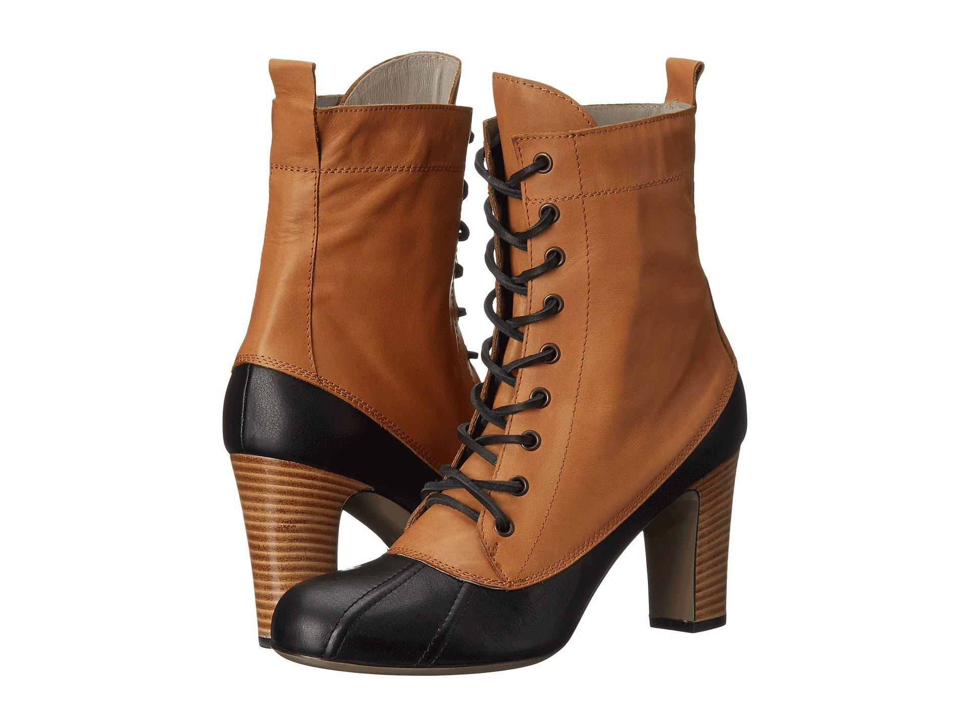 Vivienne Westwood. Women's Brown Granny Duck Boot