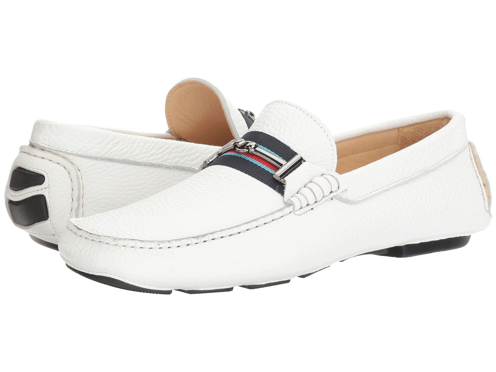 Bugatchi Men's Monza Driving Shoe