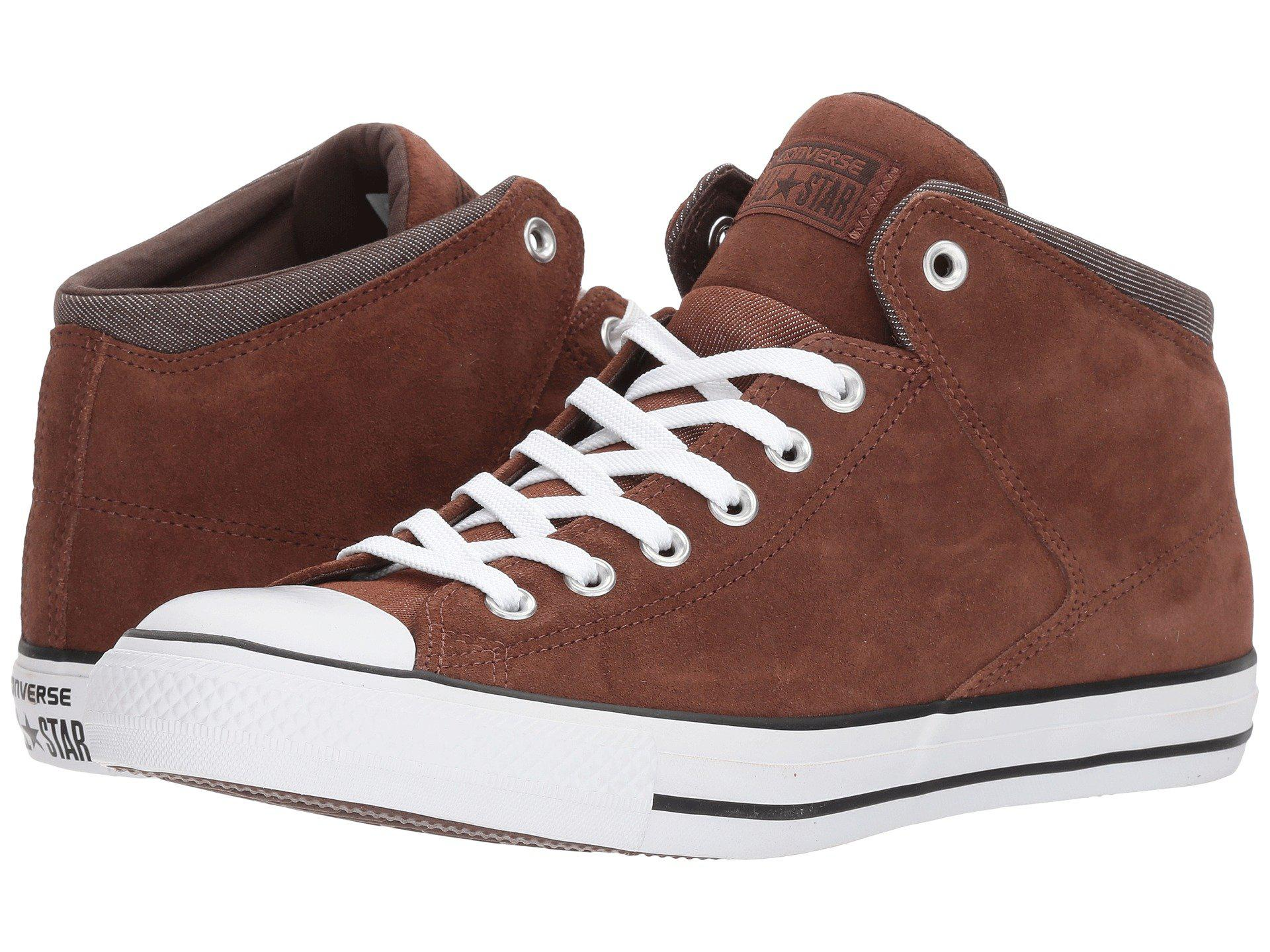 Converse Chuck Taylor® All Star® High Street Thermal Suede Hi dvvMiOl