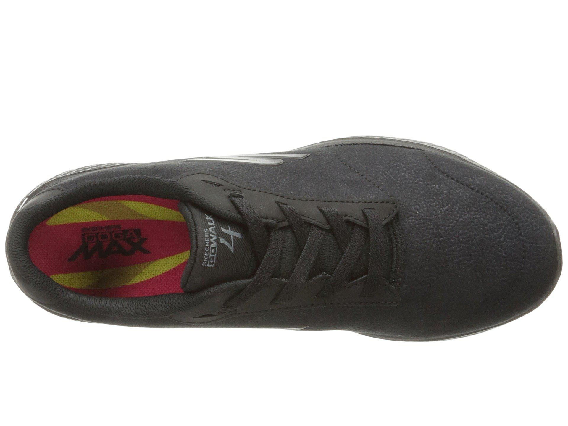 Skechers - Black Go Walk 4 - Premier - Lyst. View fullscreen 8f90ee60e4710