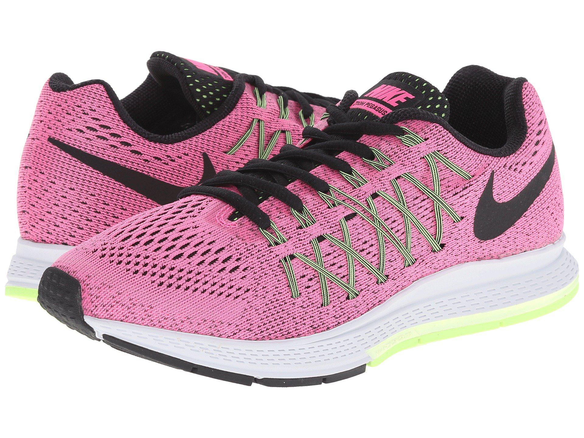 dde542f3b27 Lyst - Nike Air Zoom Pegasus 32 in Pink