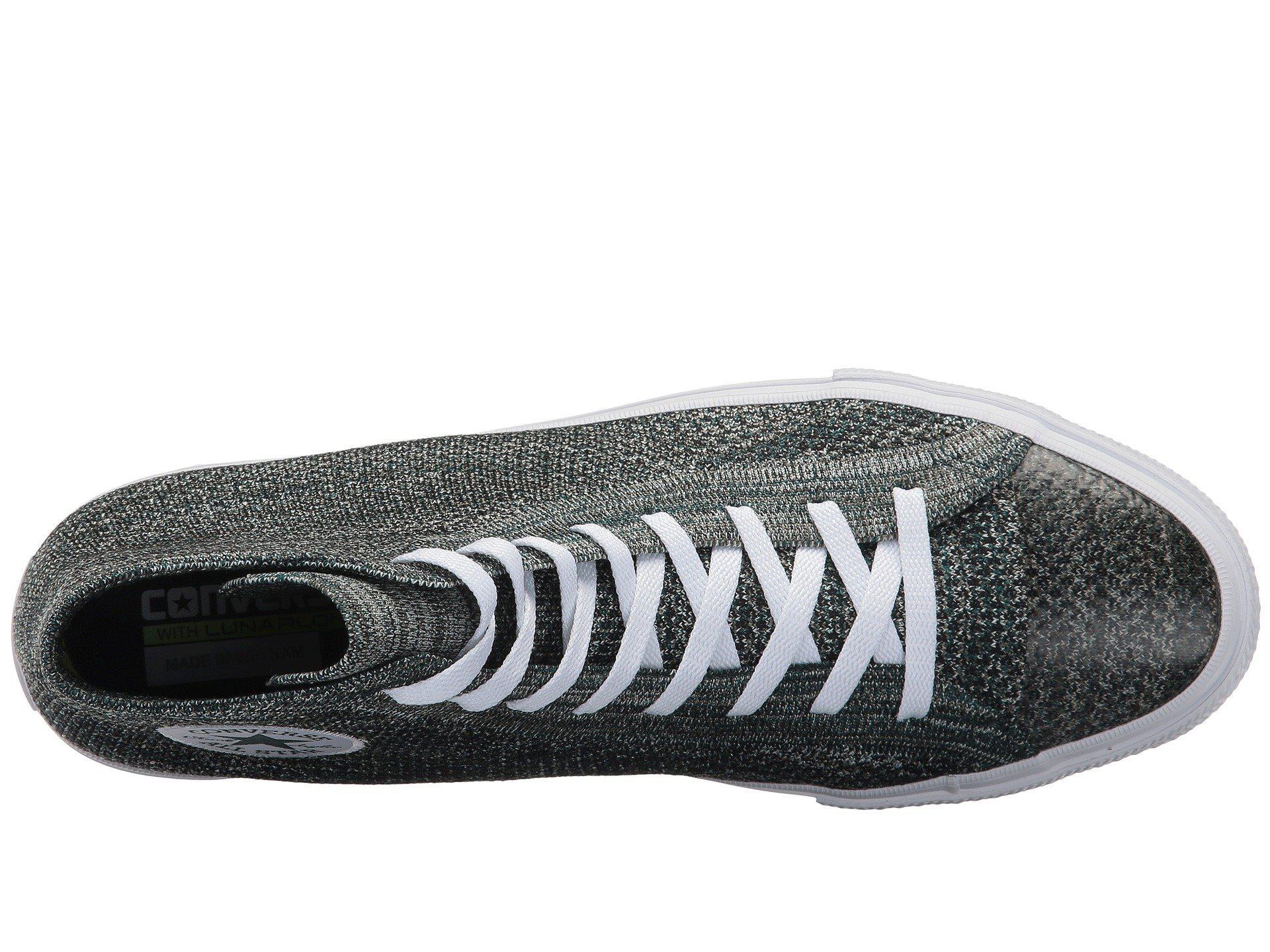 d19dd2439b62 Converse - Multicolor Chuck Taylor® All Star® X Nike Flyknit Hi - Lyst.  View fullscreen