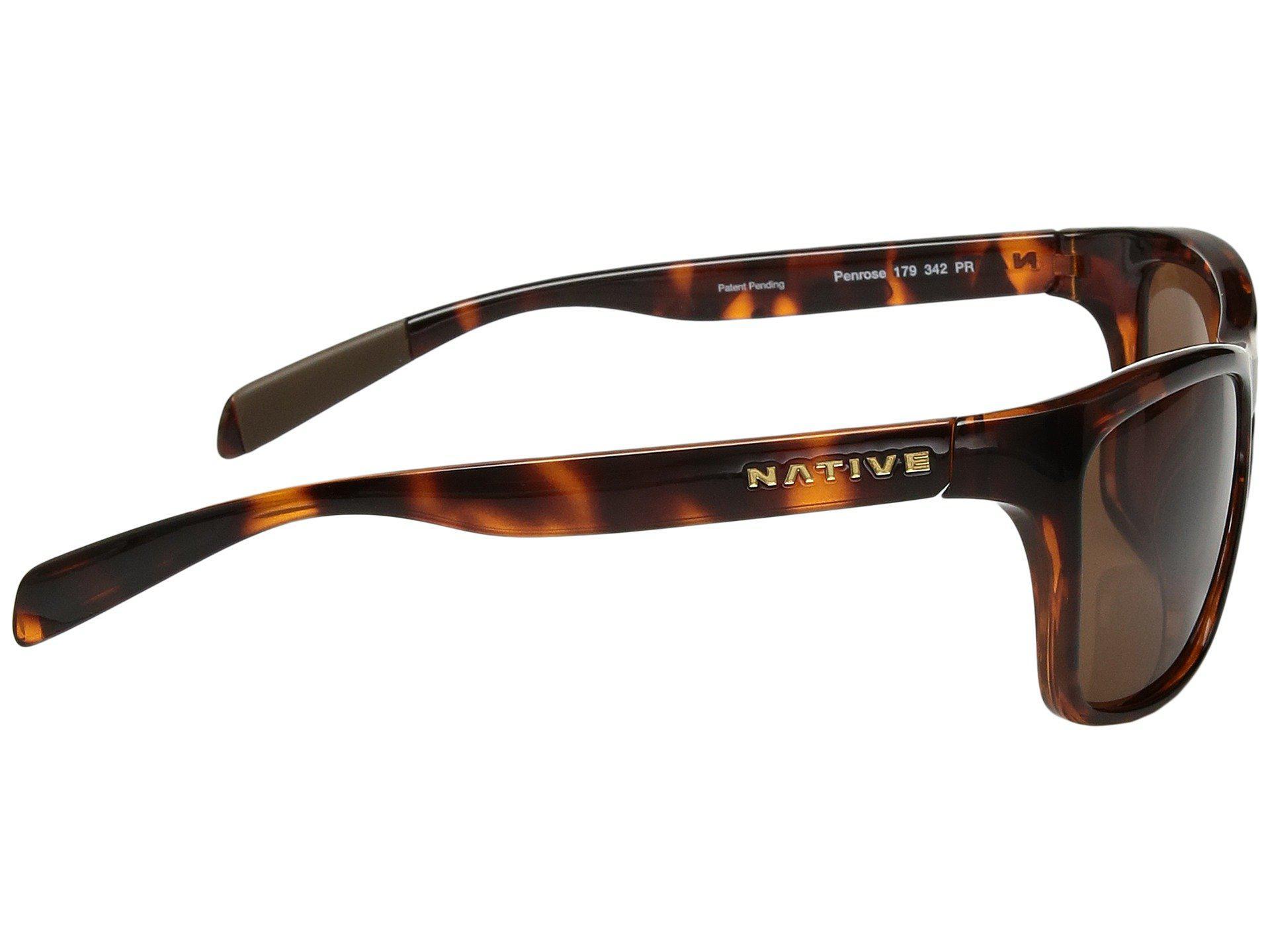 74f2de560e Lyst - Native Eyewear Penrose in Brown